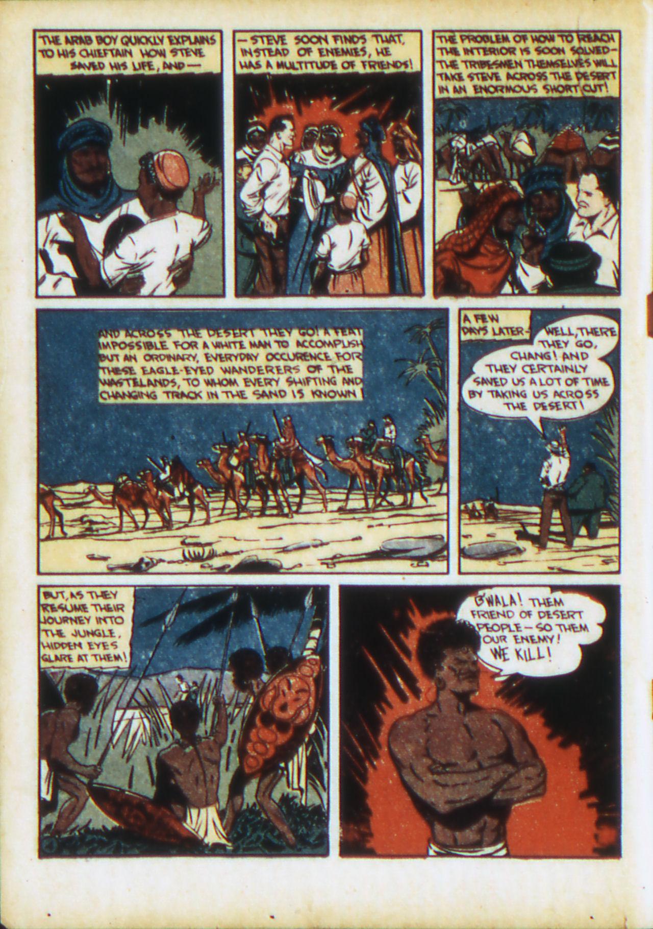 Read online Adventure Comics (1938) comic -  Issue #71 - 37
