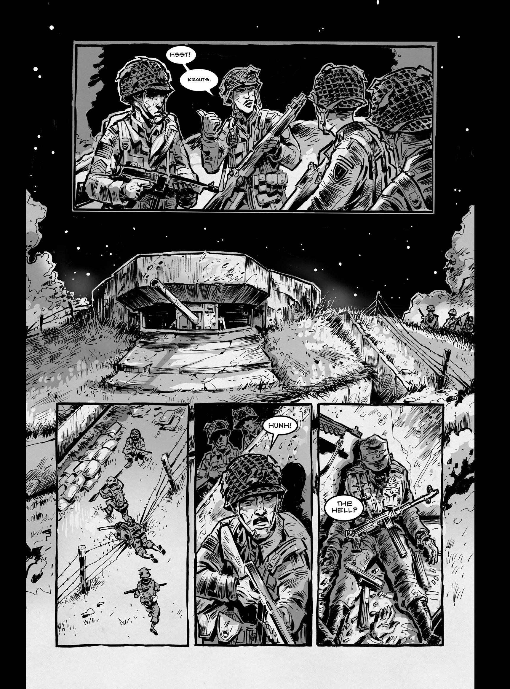 Read online FUBAR comic -  Issue #3 - 284