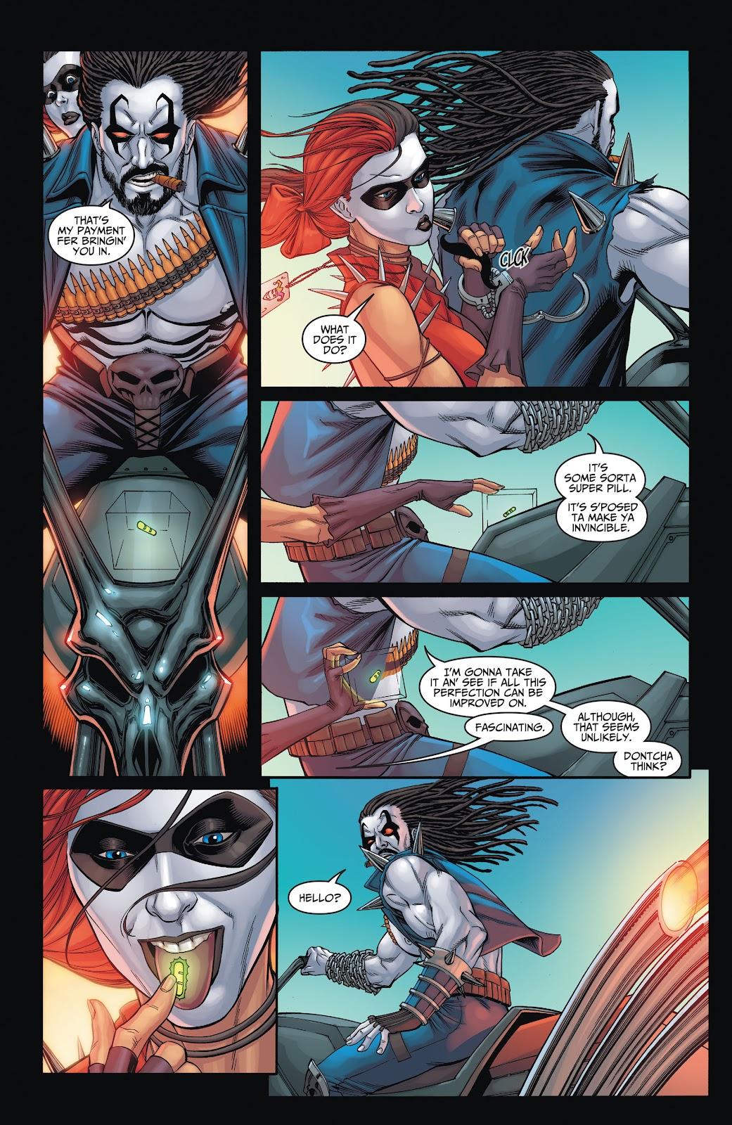 Injustice: Gods Among Us [I] issue _Annual_1 - Page 21