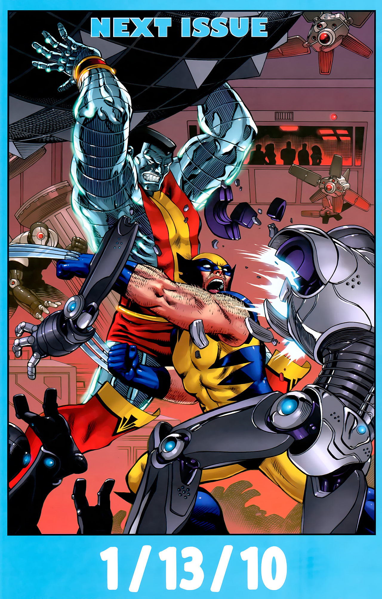 Read online Uncanny X-Men: First Class comic -  Issue #6 - 24