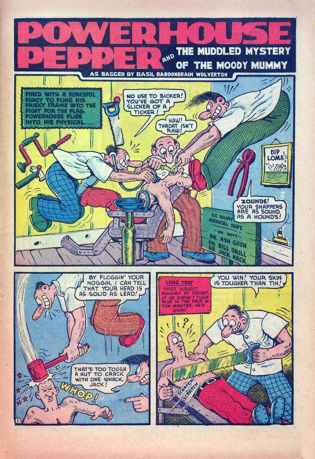 Read online Joker Comics comic -  Issue #9 - 59