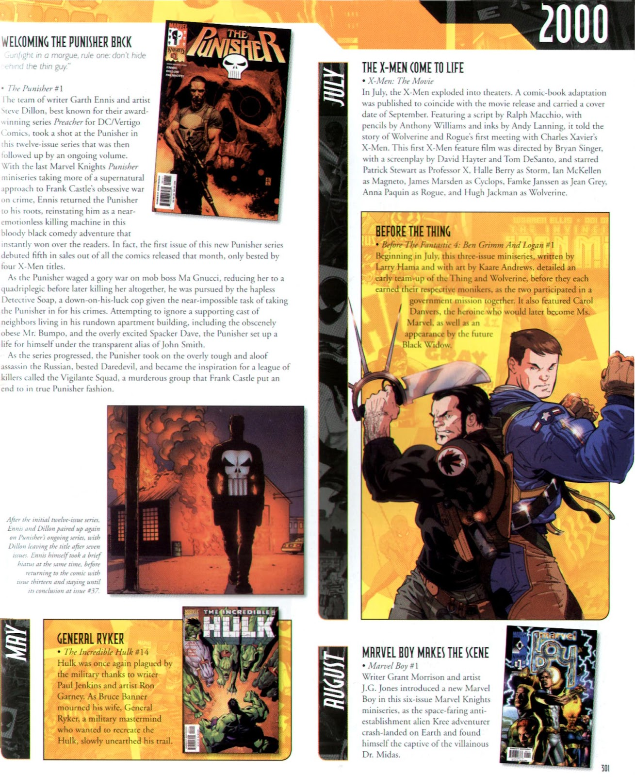 Read online Marvel Chronicle comic -  Issue # TPB (Part 3) - 80