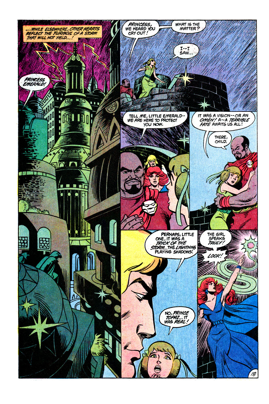 Read online Amethyst, Princess of Gemworld comic -  Issue # _Annual 1 - 19
