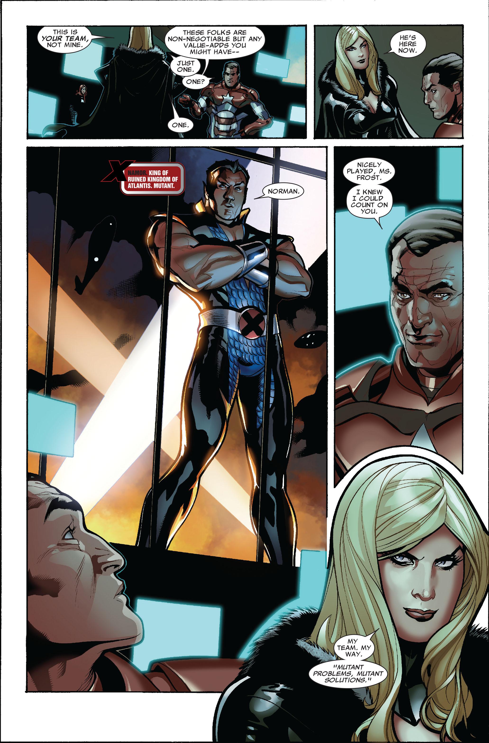 Read online Uncanny X-Men (1963) comic -  Issue #513 - 12