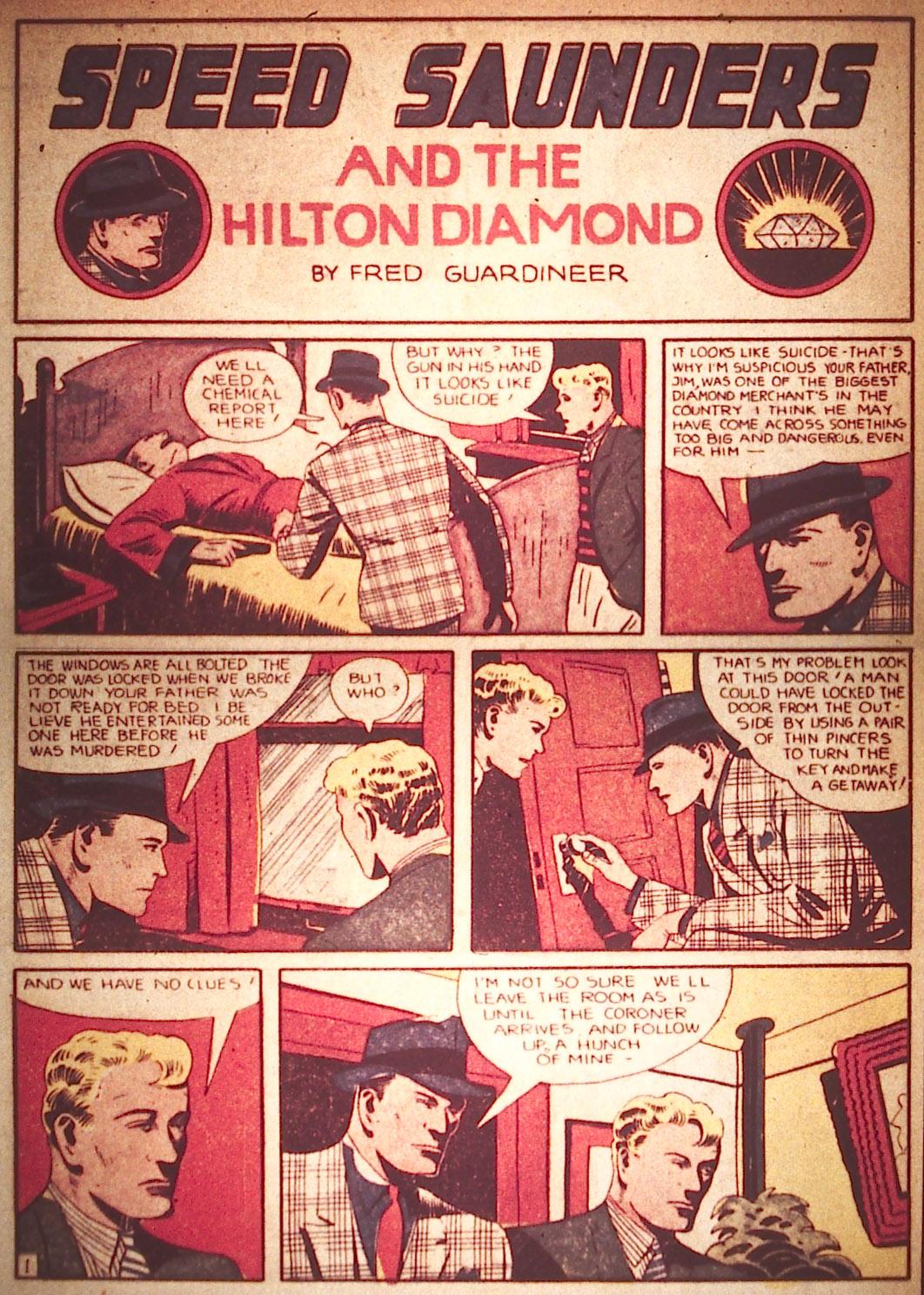 Read online Detective Comics (1937) comic -  Issue #18 - 3