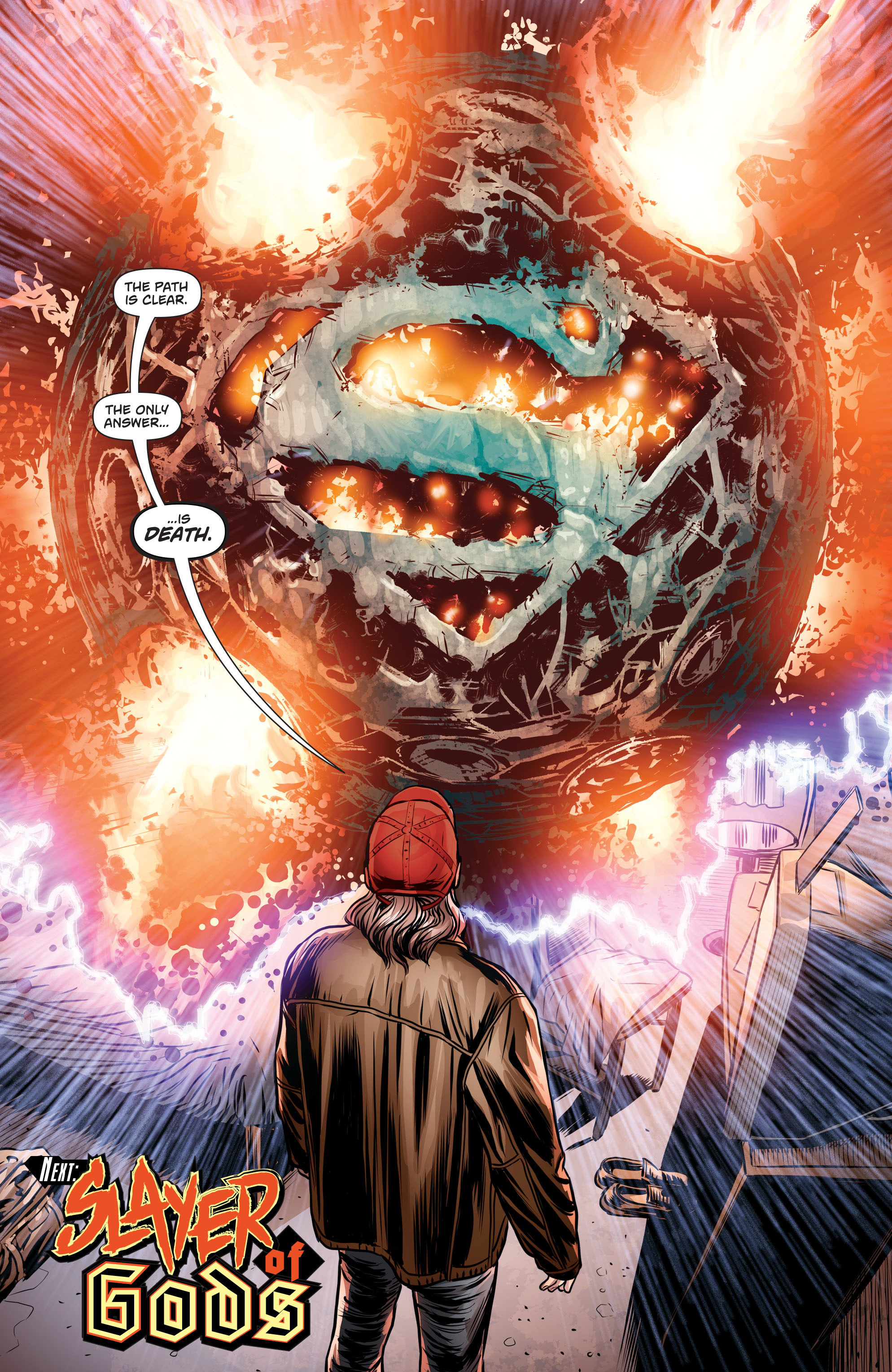 Read online Action Comics (2016) comic -  Issue #964 - 22