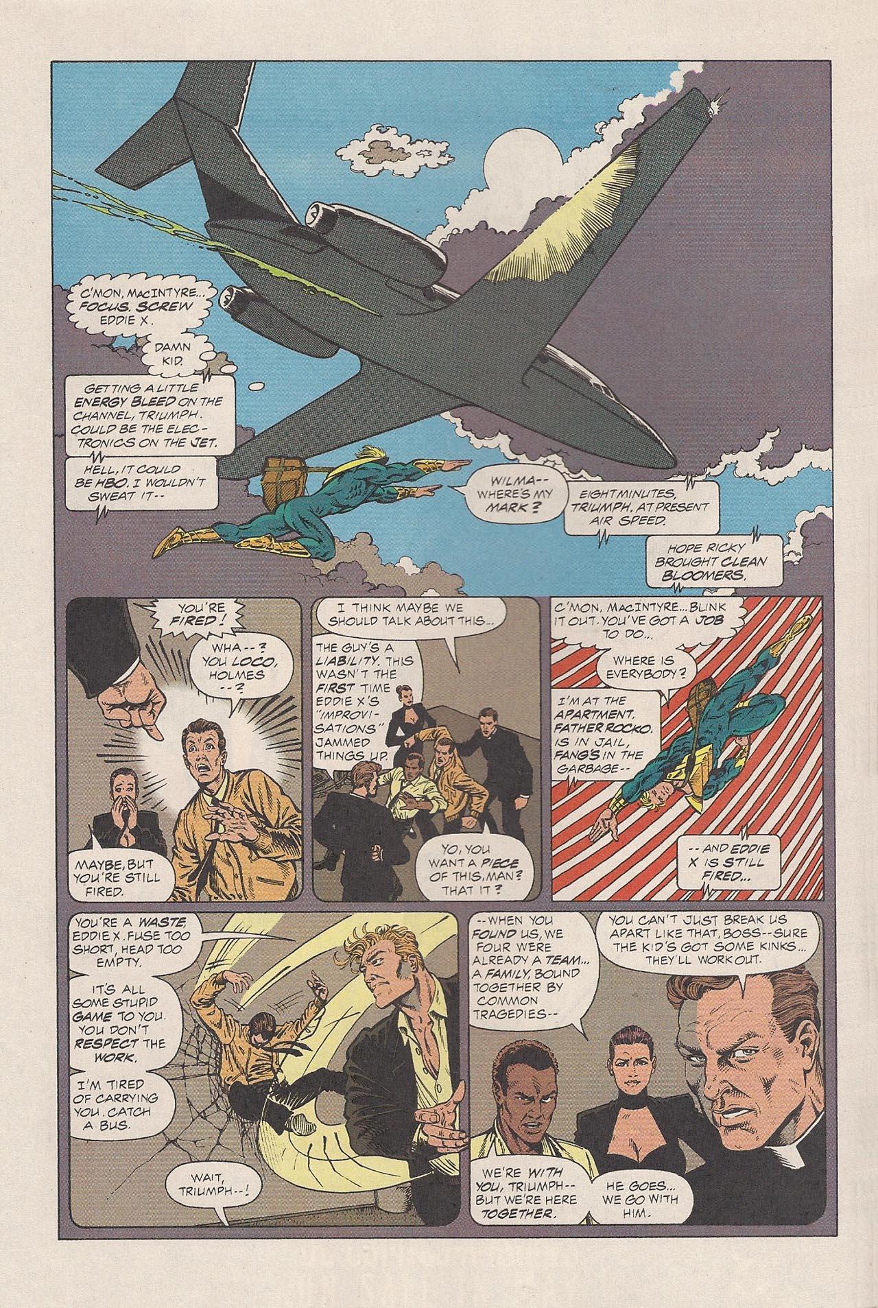 Read online Triumph comic -  Issue #2 - 4