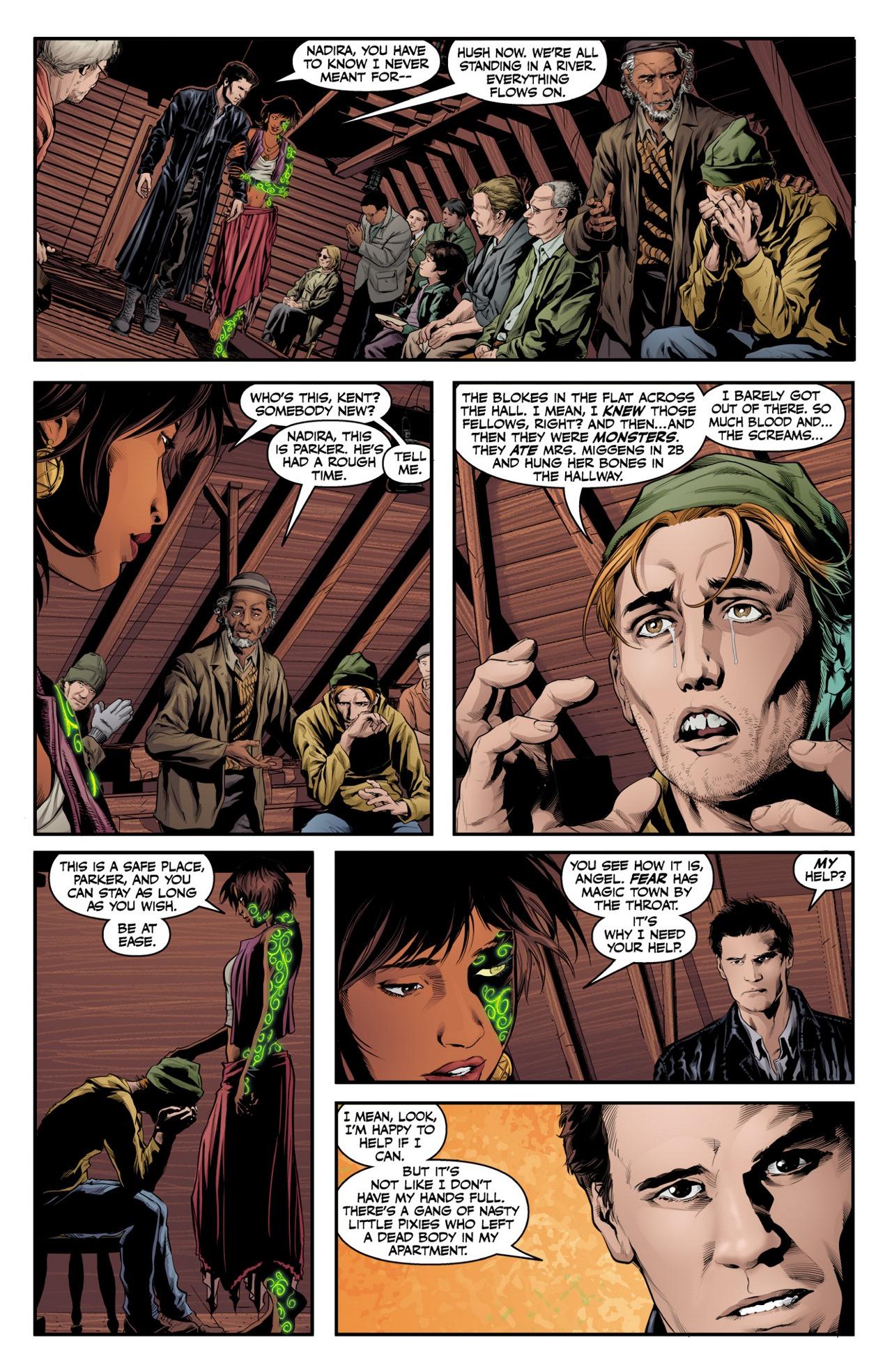 Read online Angel & Faith Season 10 comic -  Issue #2 - 6