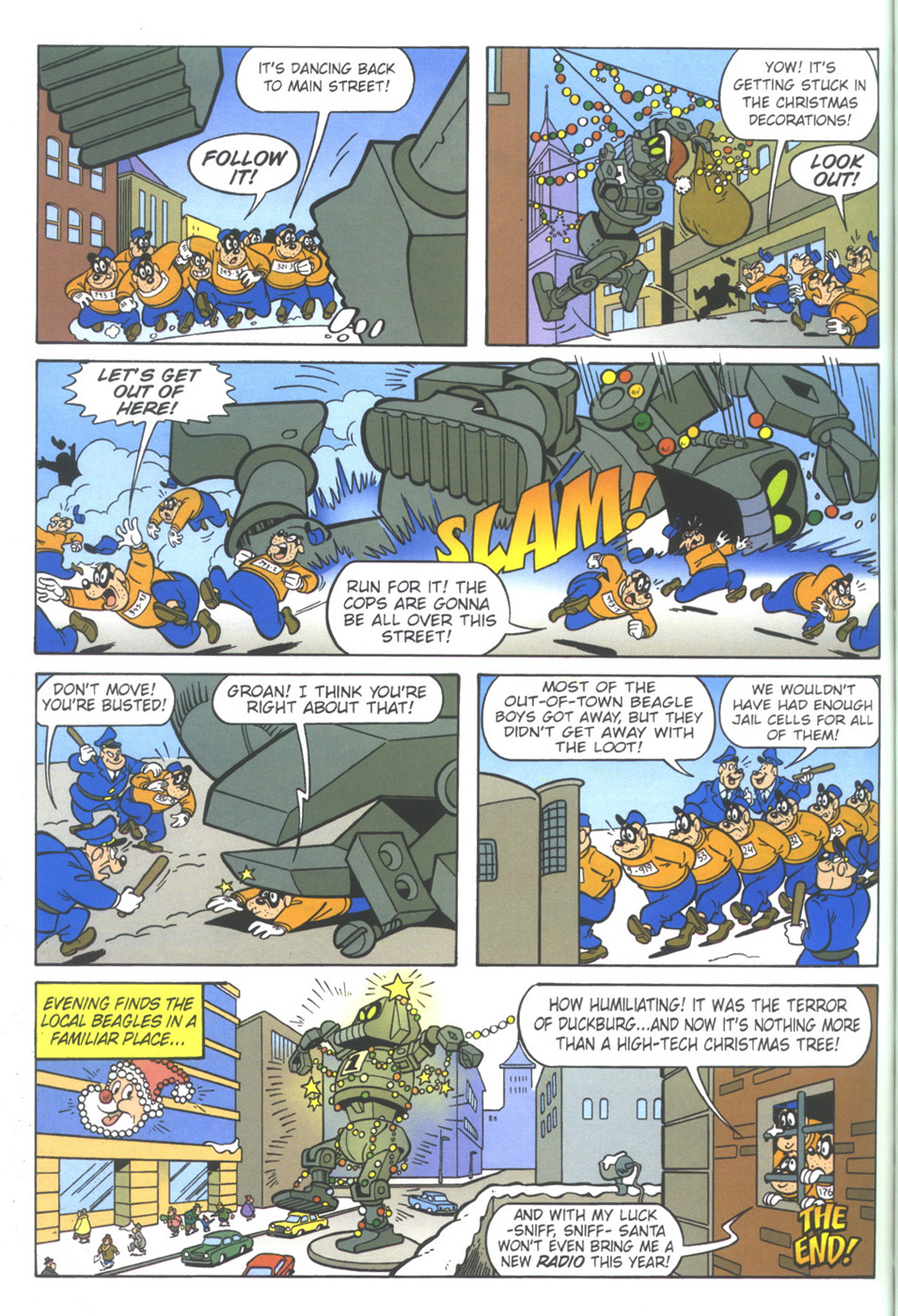 Read online Uncle Scrooge (1953) comic -  Issue #348 - 56