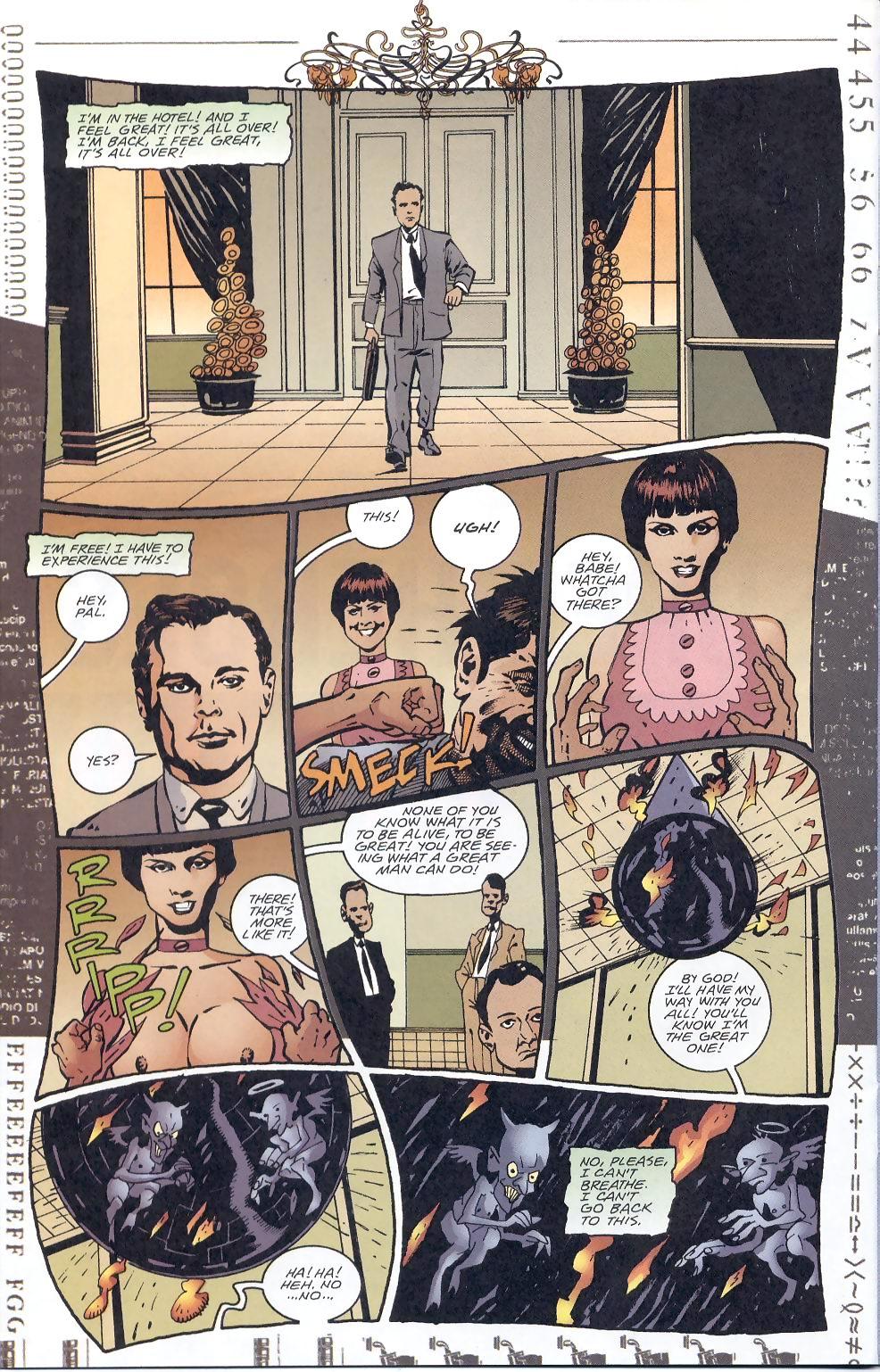 Read online Flinch comic -  Issue #7 - 14