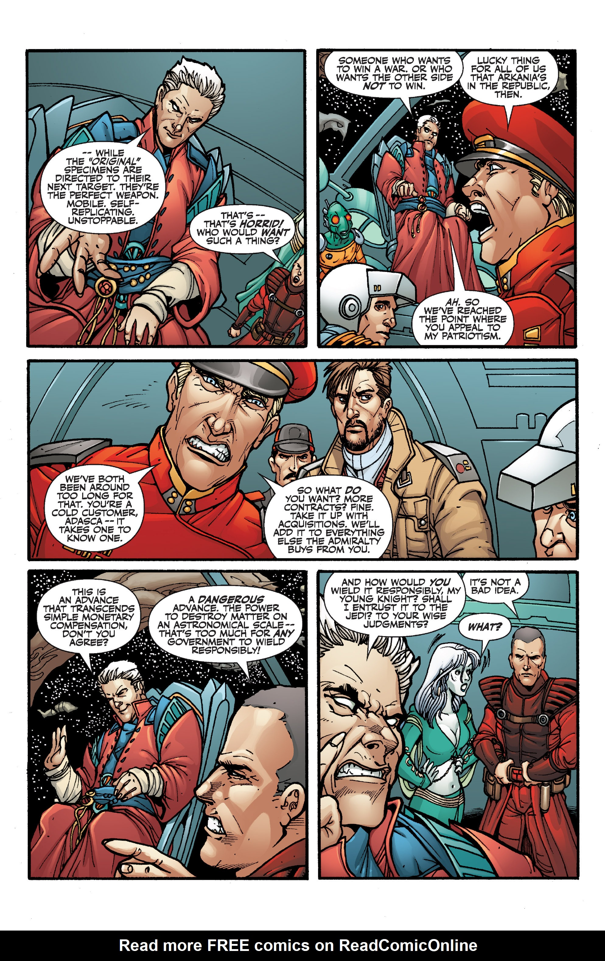 Read online Star Wars Omnibus comic -  Issue # Vol. 32 - 23