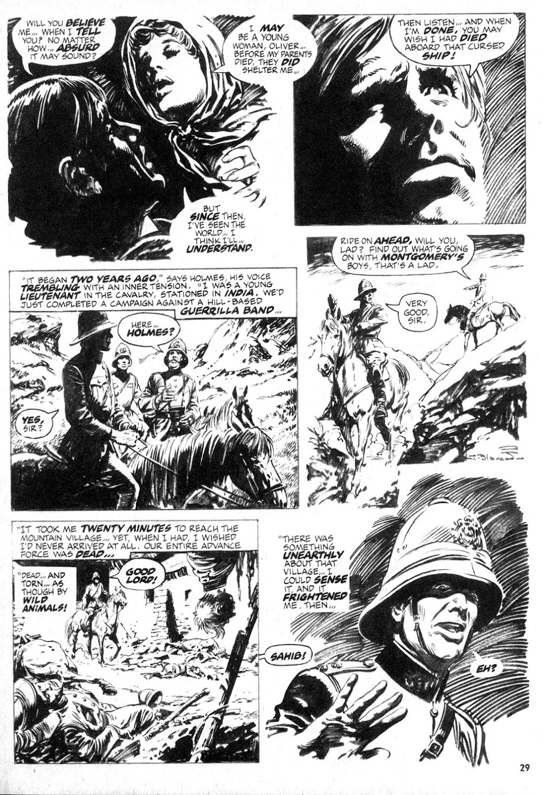 Monsters Unleashed (1973) issue 2 - Page 29