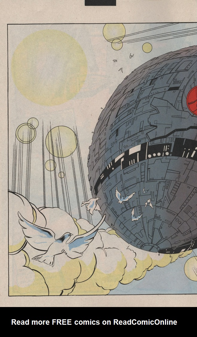 Read online Sonic Quest - The Death Egg Saga comic -  Issue #1 - 30
