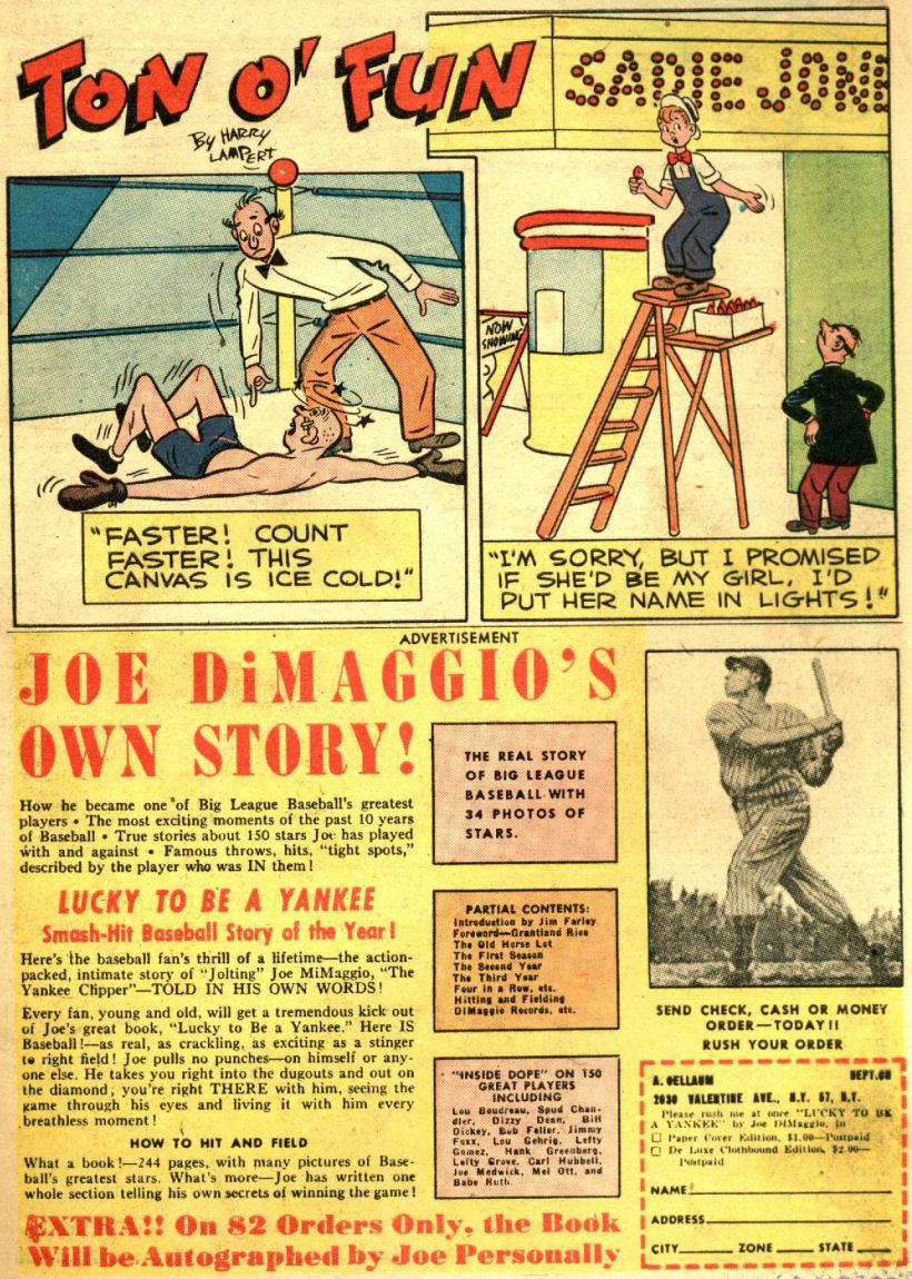 Read online Sensation (Mystery) Comics comic -  Issue #69 - 41