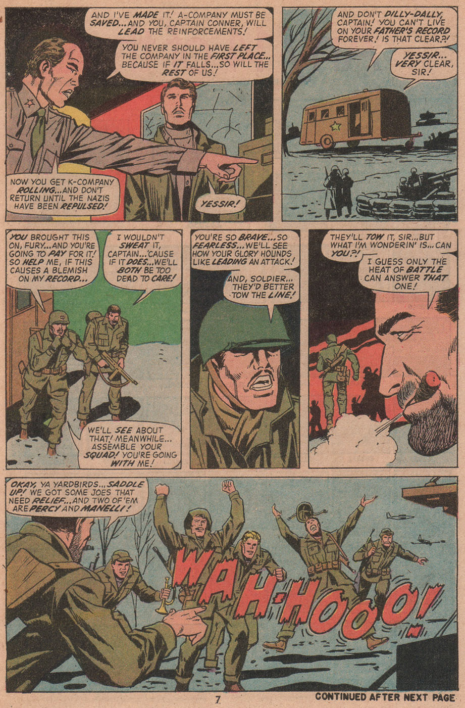Read online Sgt. Fury comic -  Issue #104 - 9
