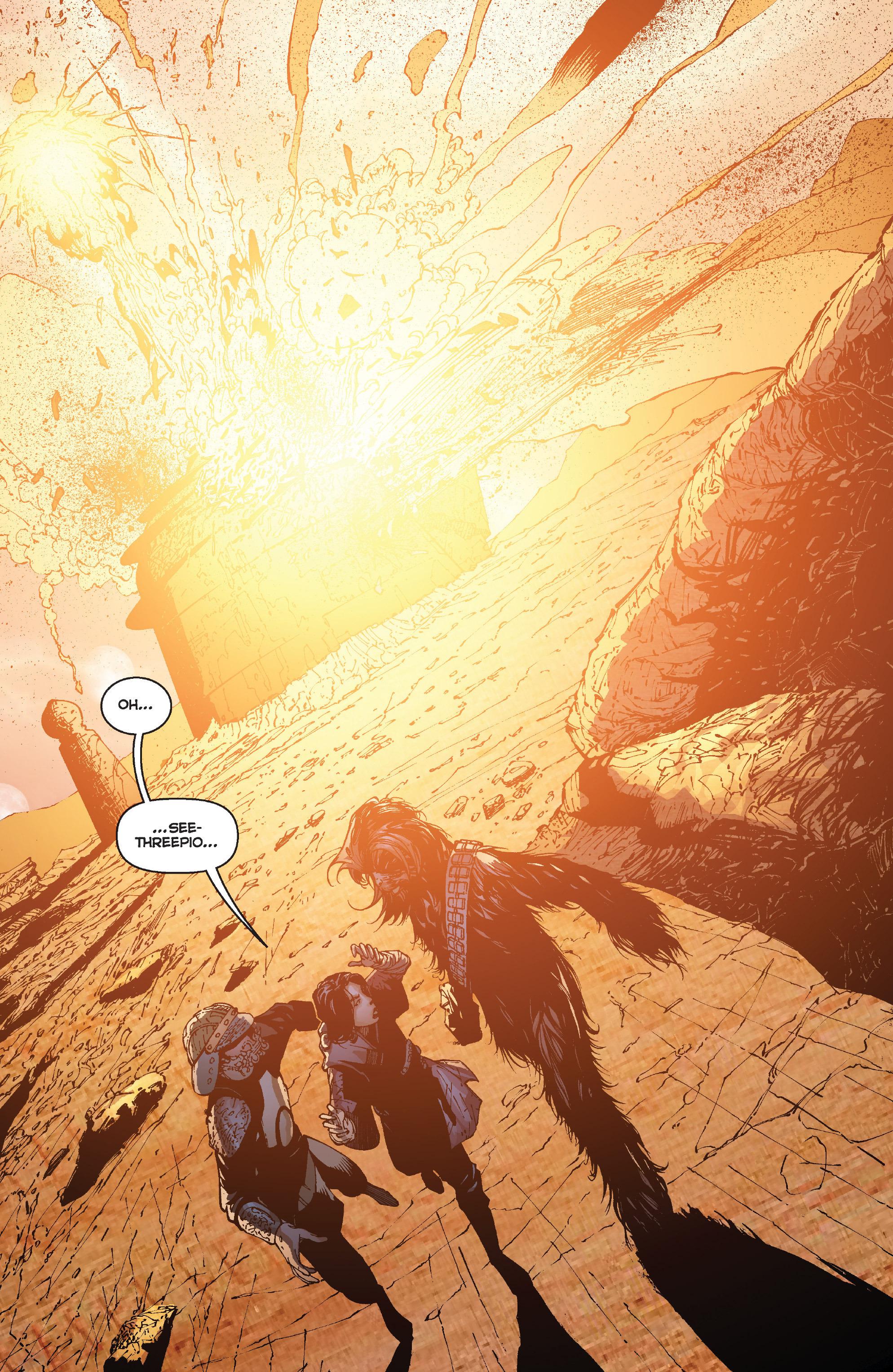 Read online Star Wars Omnibus comic -  Issue # Vol. 27 - 195