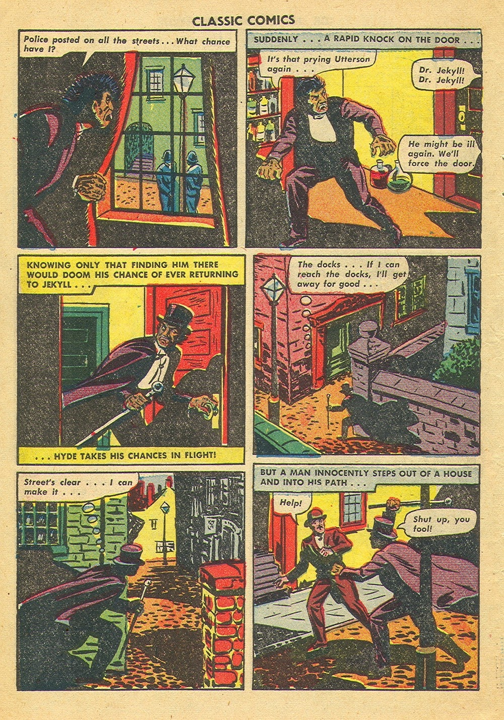 Classics Illustrated issue 13 - Page 48