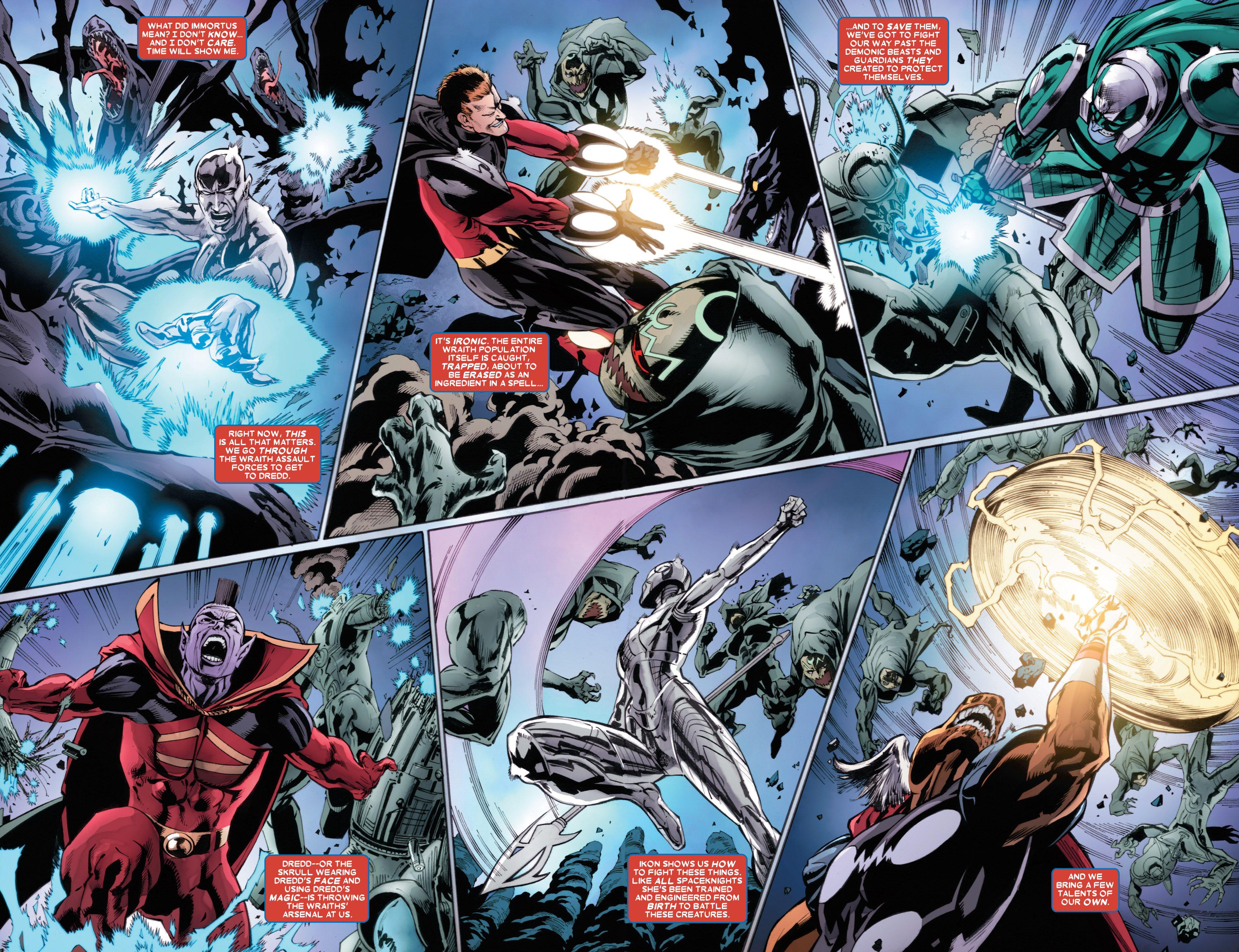 Read online Annihilators comic -  Issue #4 - 13
