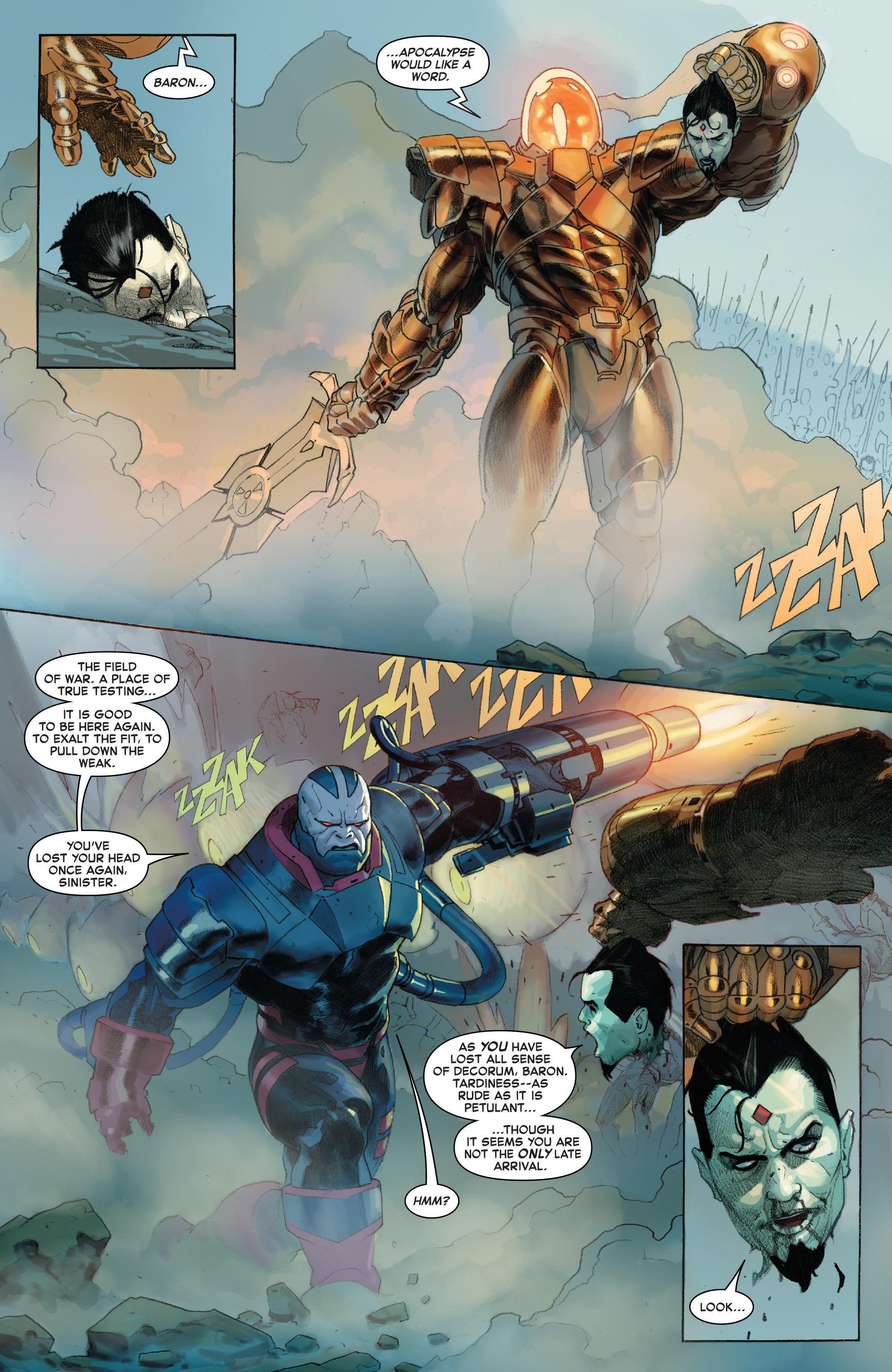 Read online Secret Wars comic -  Issue #7 - 10
