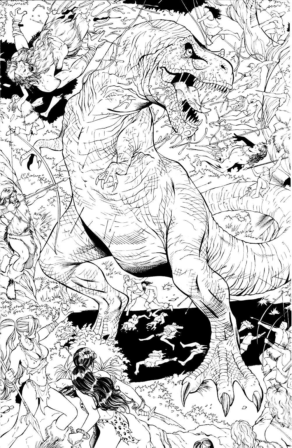 Read online Jungle Fantasy (2002) comic -  Issue #1 - 19
