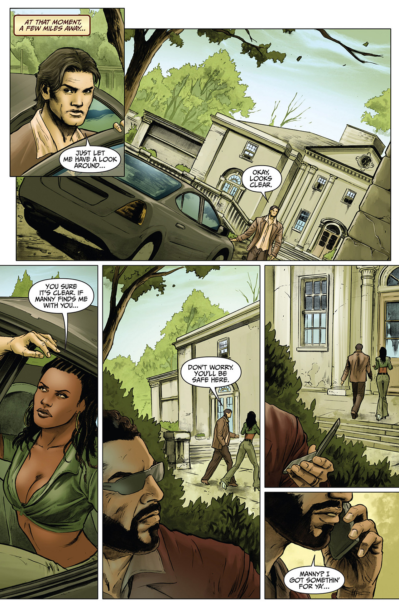 Read online Athena comic -  Issue #2 - 17