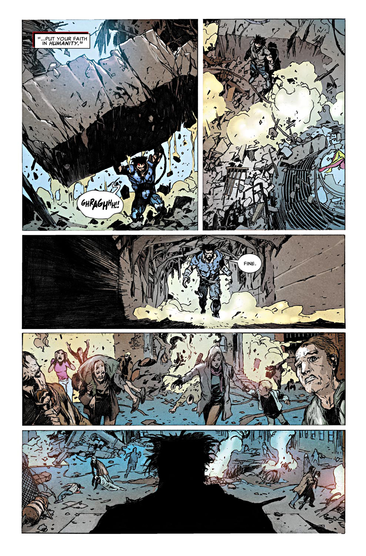 Read online Uncanny X-Force (2010) comic -  Issue #19.1 - 19