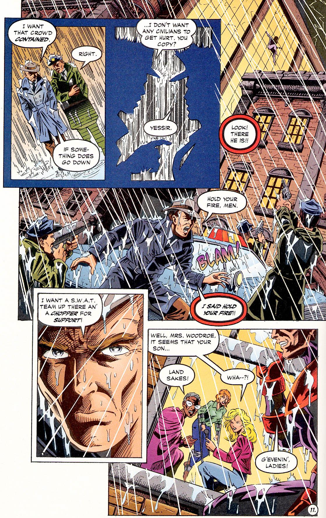 Read online ShadowHawk comic -  Issue #18 - 13