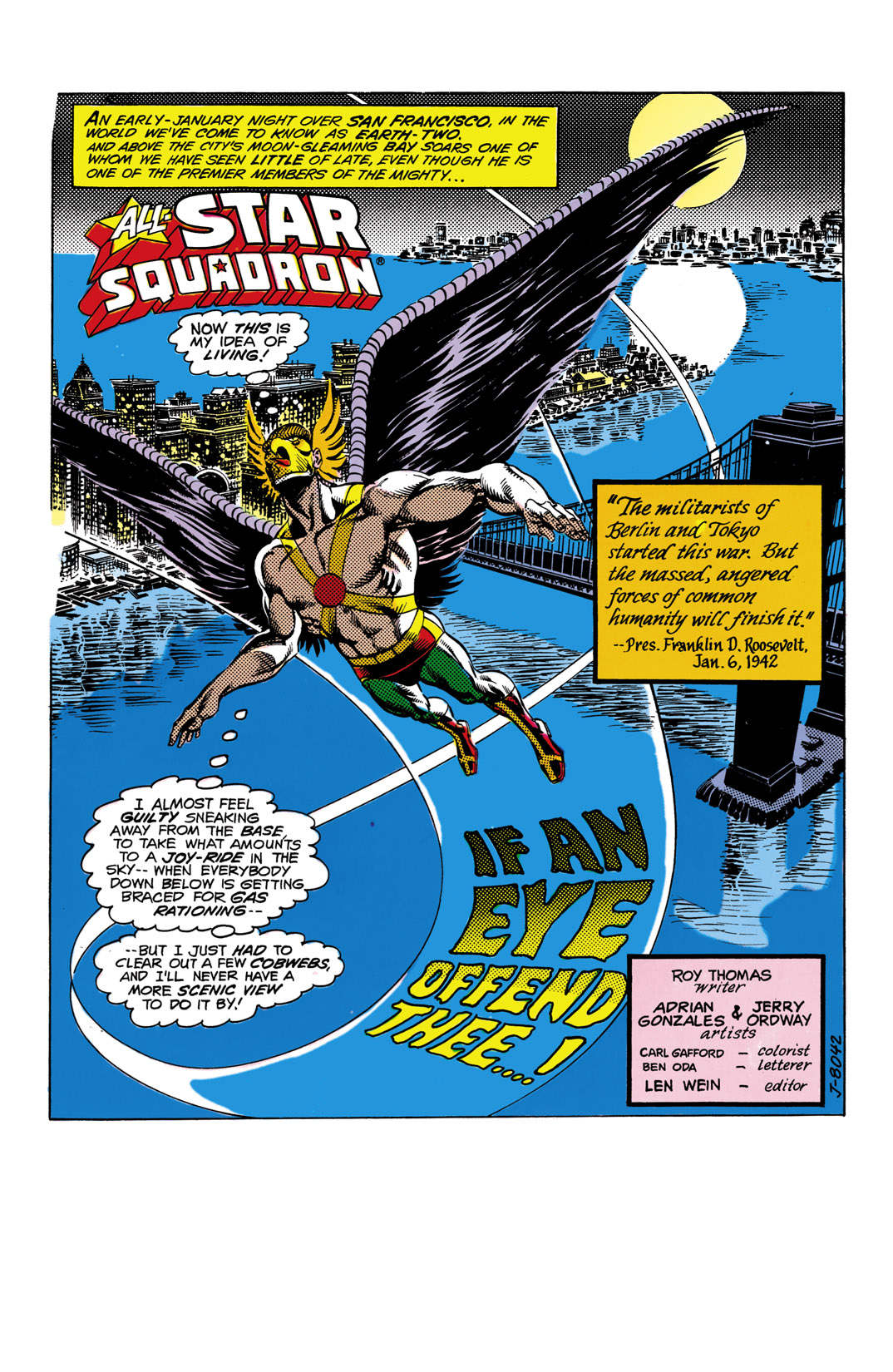 All-Star Squadron 10 Page 2