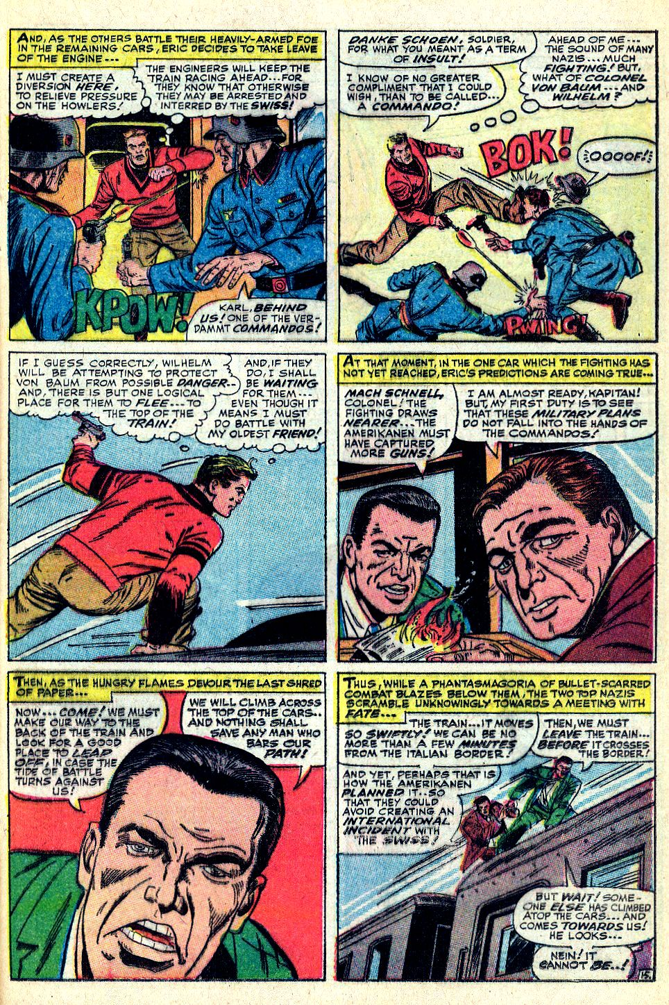 Read online Sgt. Fury comic -  Issue #36 - 20