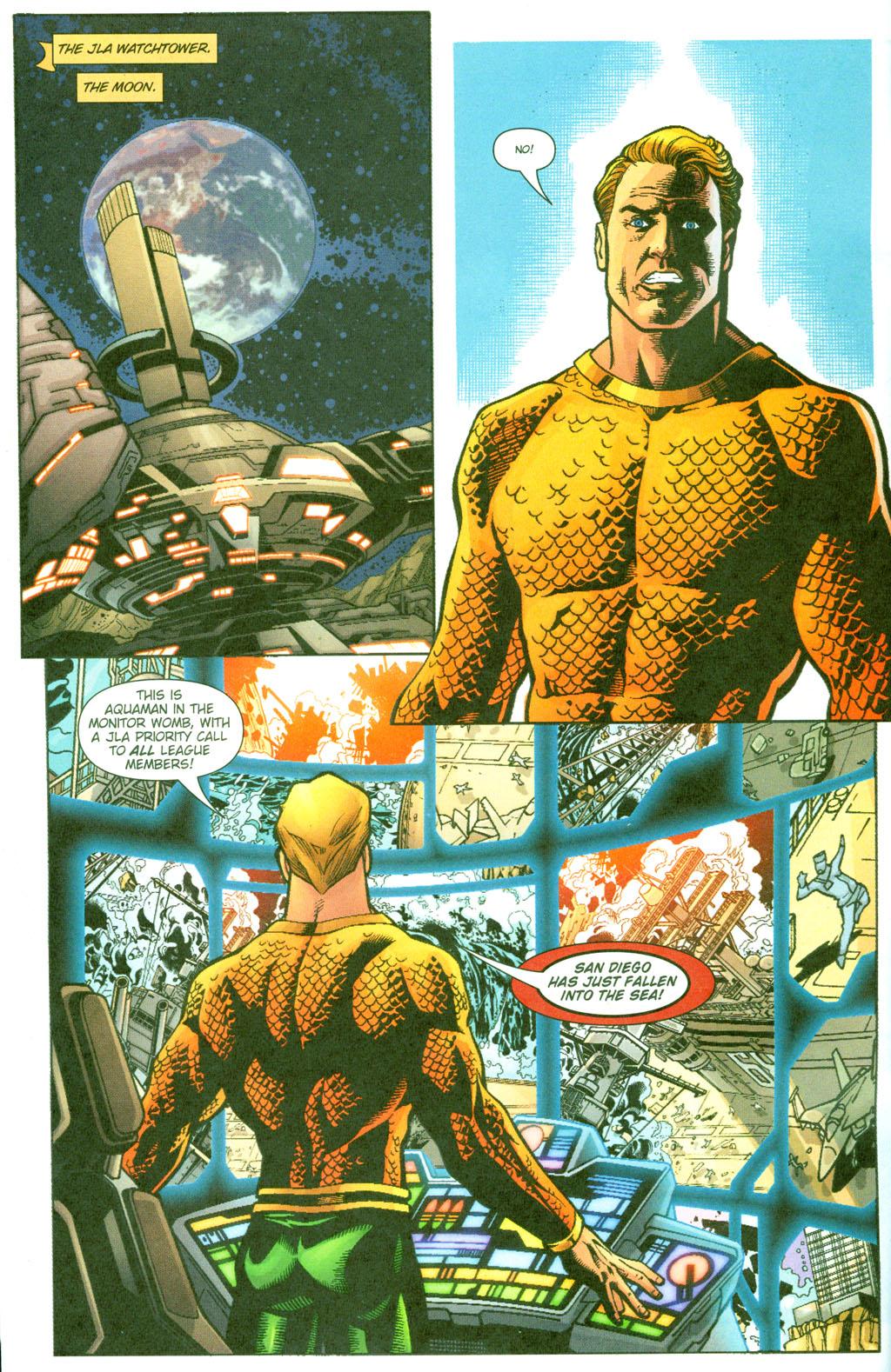 Read online Aquaman (2003) comic -  Issue #23 - 4