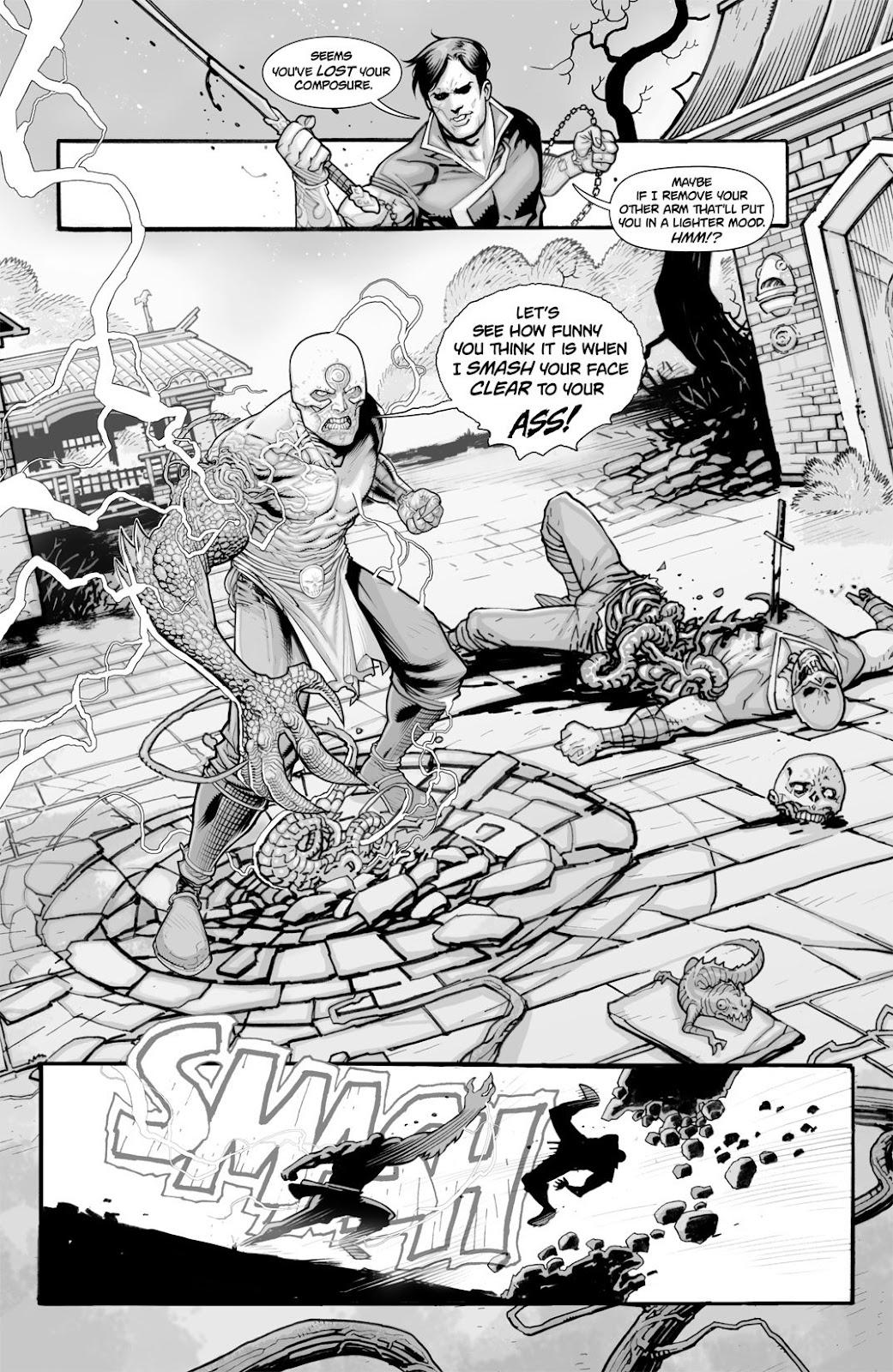 Read online Reaper comic -  Issue #2 - 25