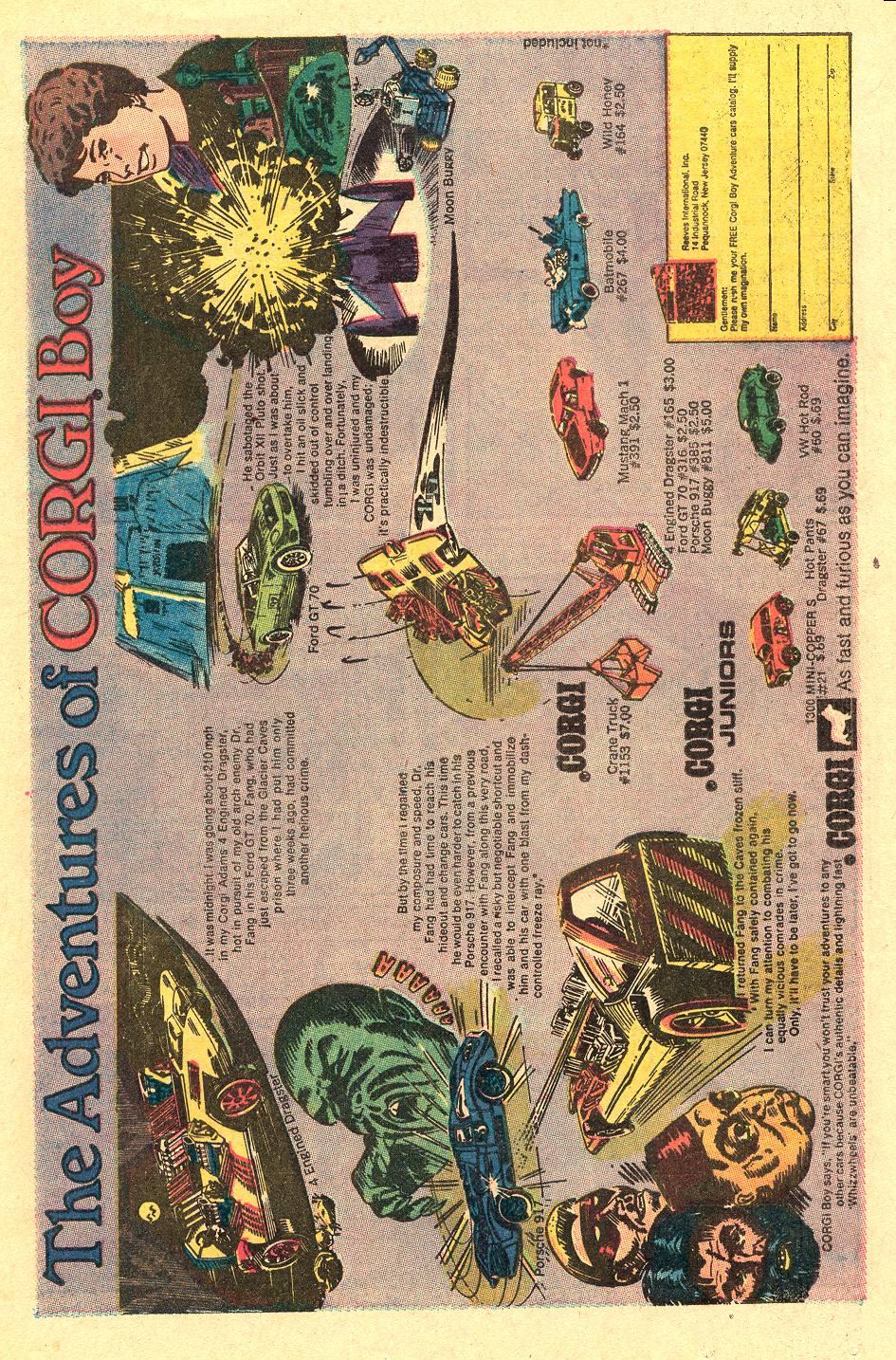Read online Secret Origins (1973) comic -  Issue #1 - 25
