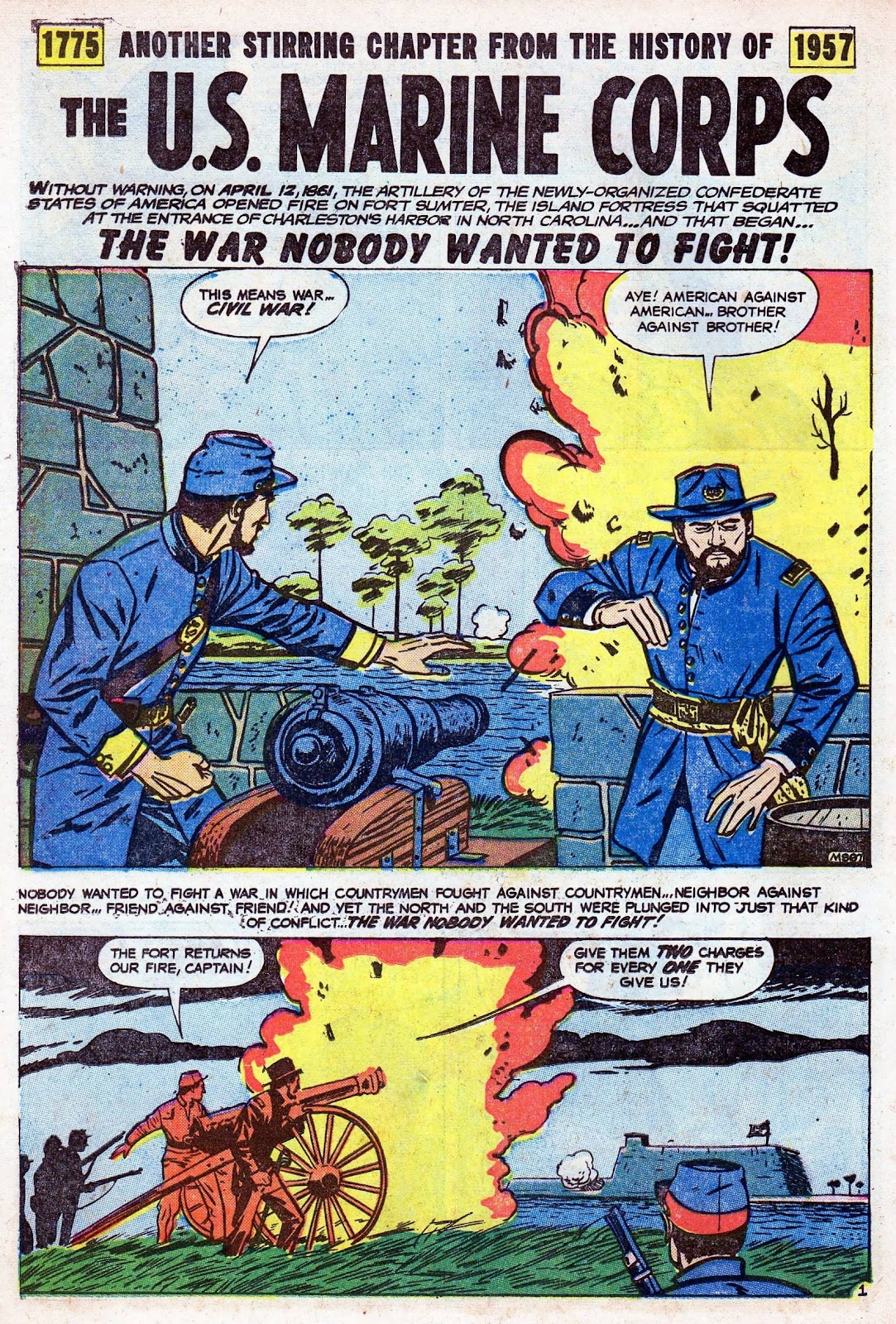 Marines in Battle issue 20 - Page 21