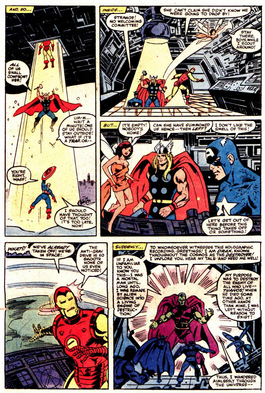 The Avengers (1963) 219 Page 7