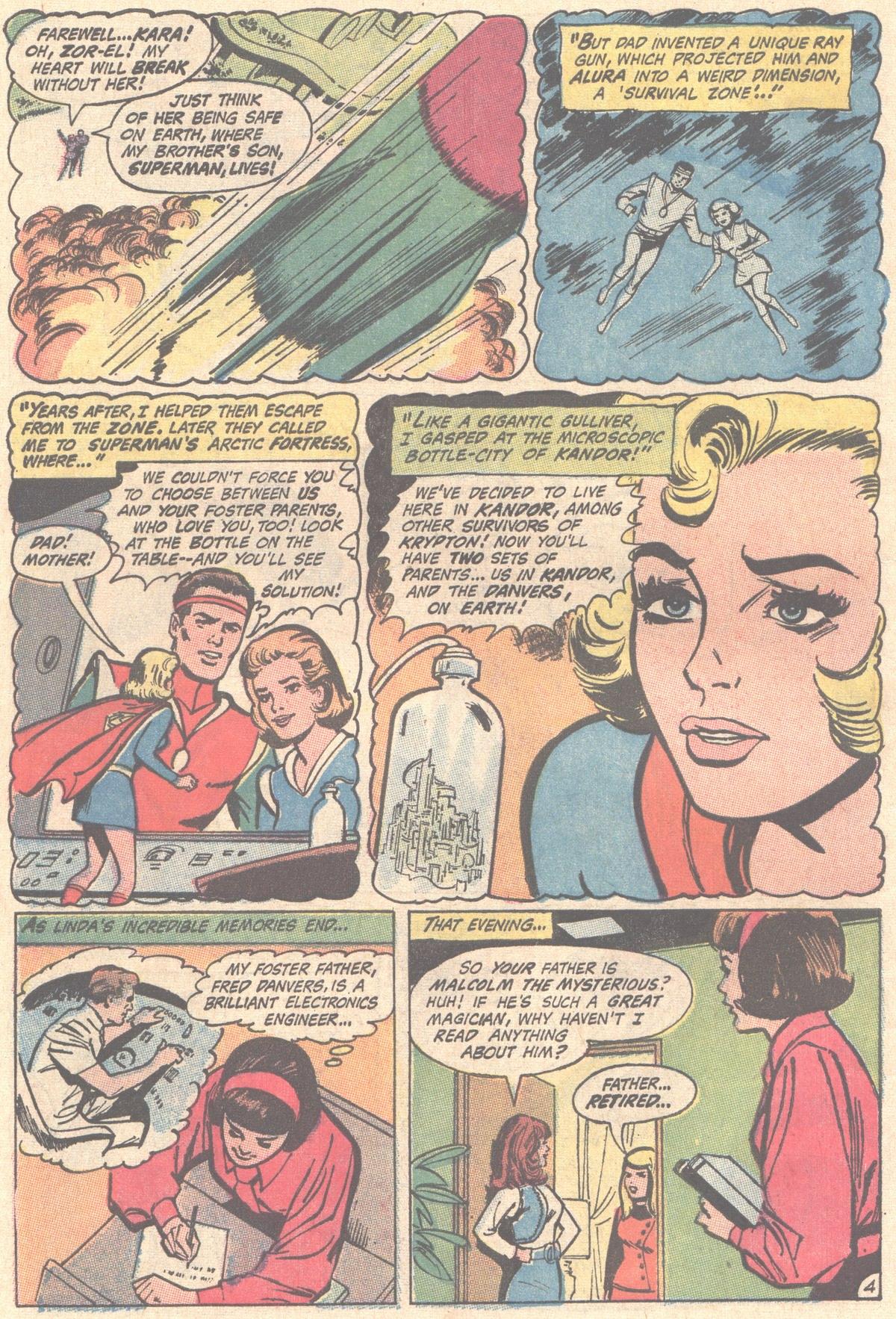 Read online Adventure Comics (1938) comic -  Issue #389 - 6