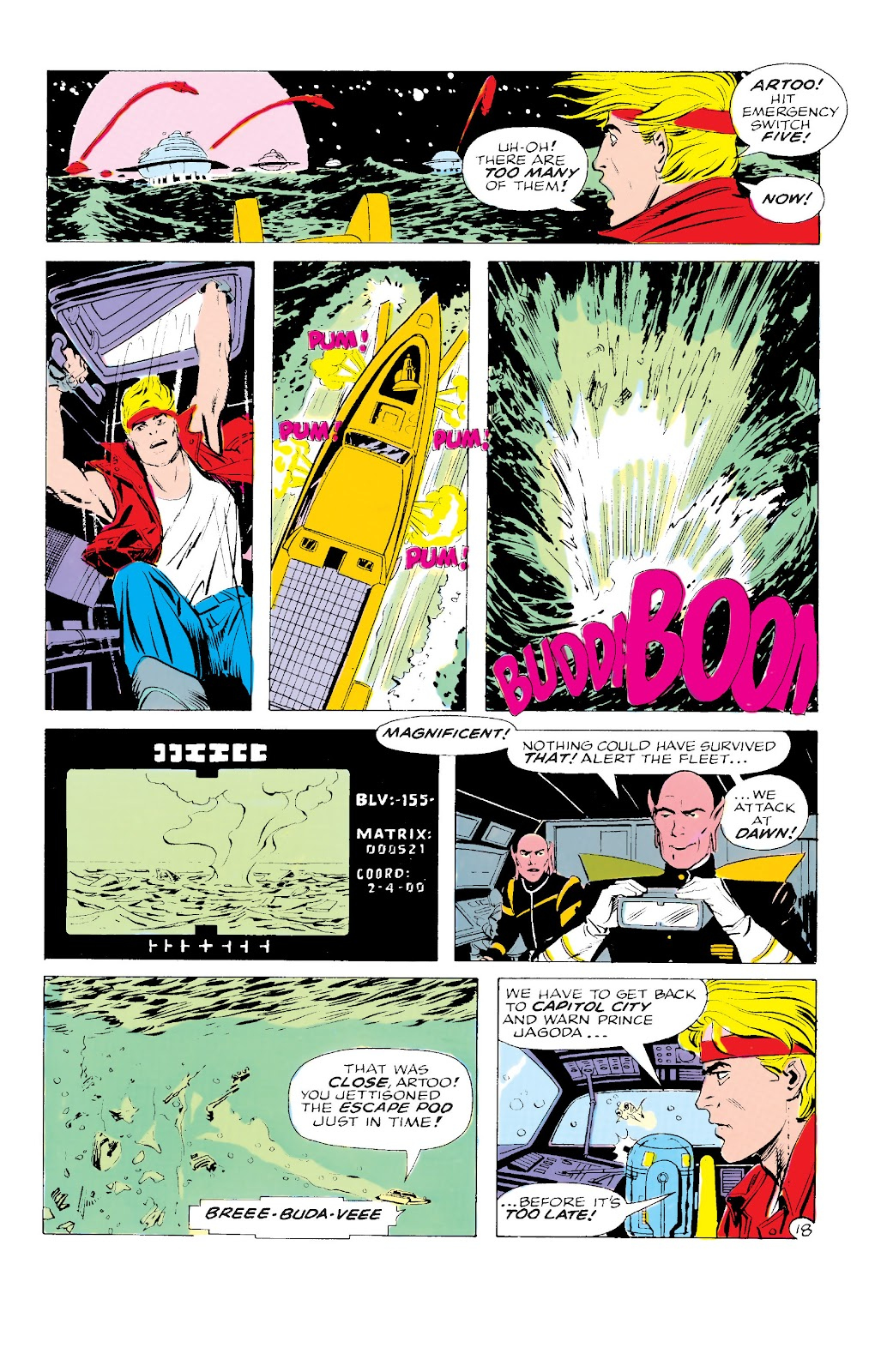 Star Wars: Droids (1986) issue 5 - Page 19
