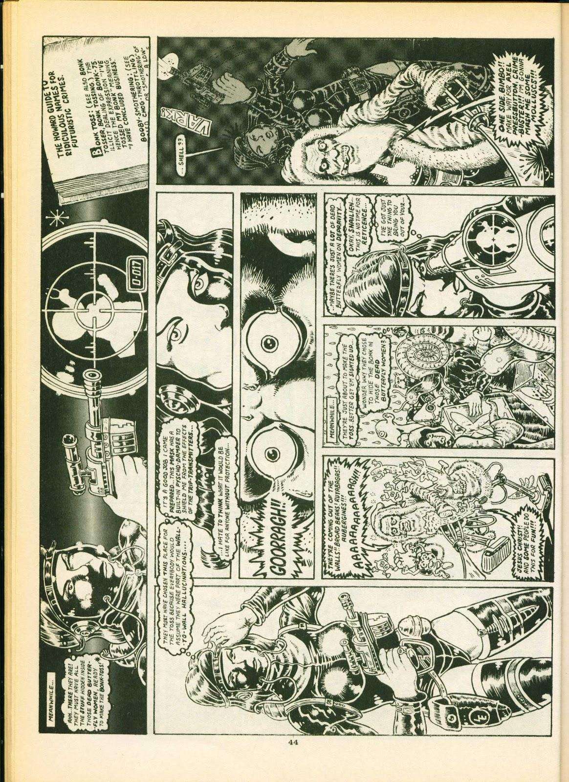 Warrior Issue #16 #17 - English 44