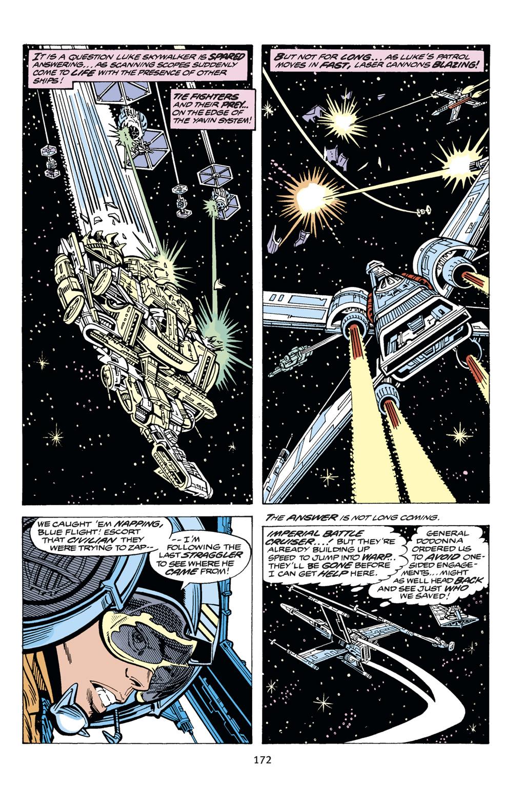 Read online Star Wars Omnibus comic -  Issue # Vol. 14 - 171