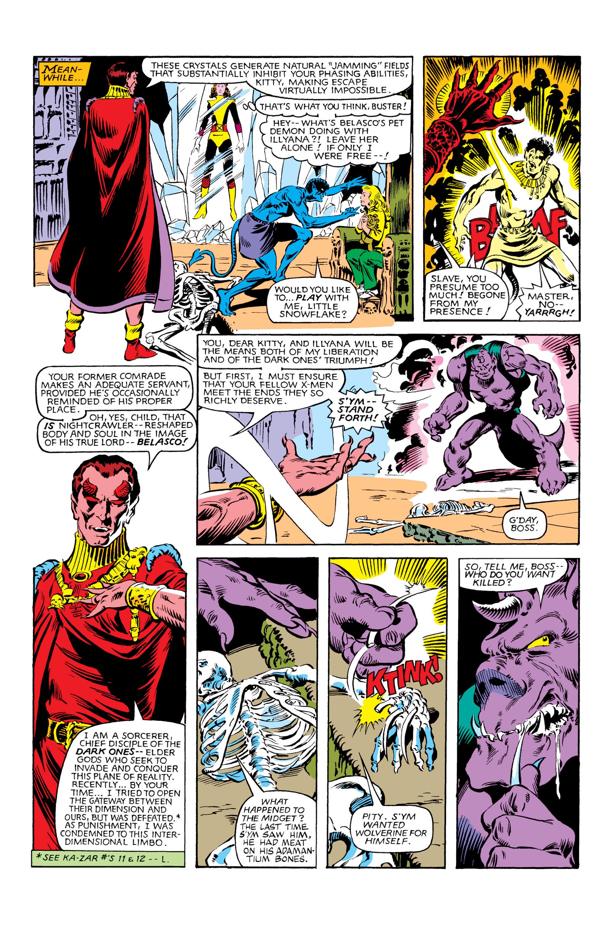 Read online Uncanny X-Men (1963) comic -  Issue #160 - 10