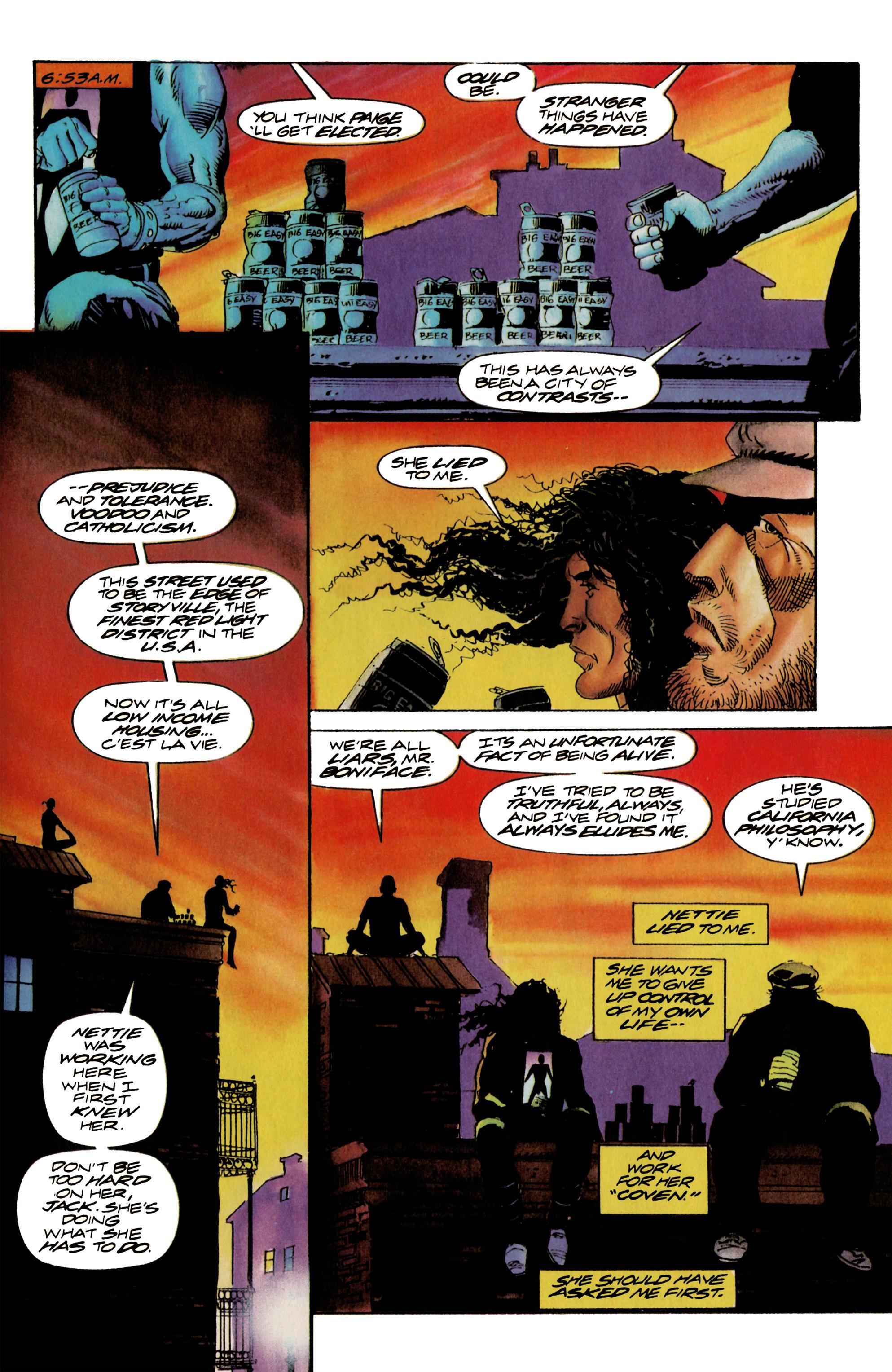 Read online Shadowman (1992) comic -  Issue #18 - 21