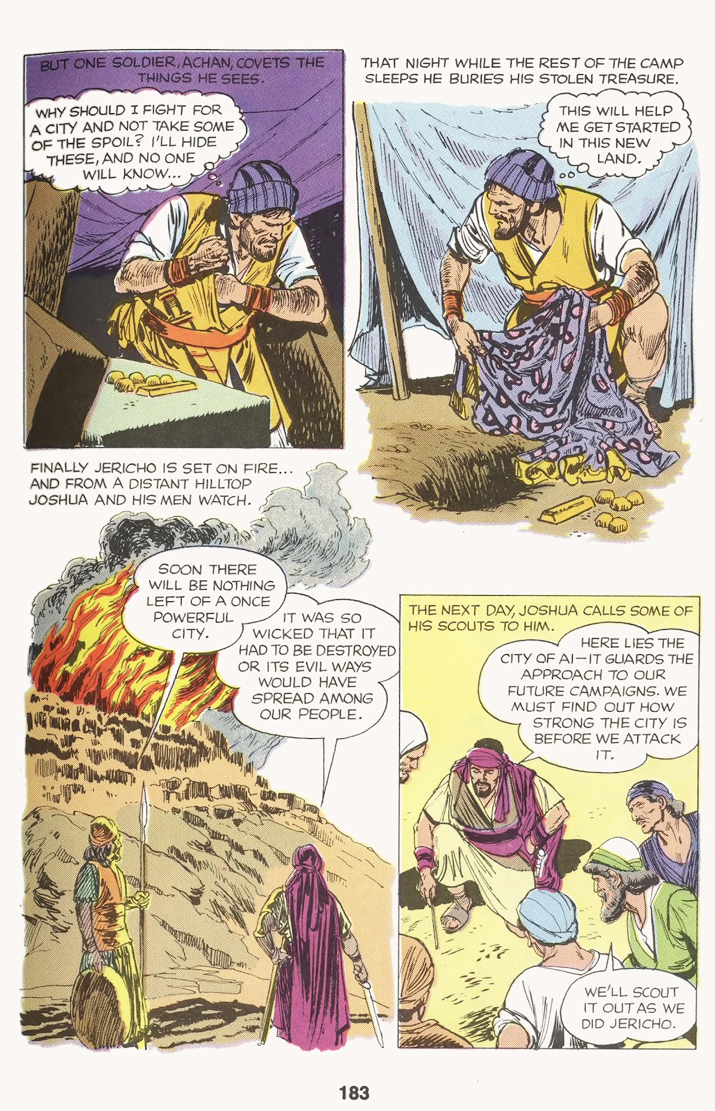 The Picture Bible issue TPB (Part 2) - Page 86