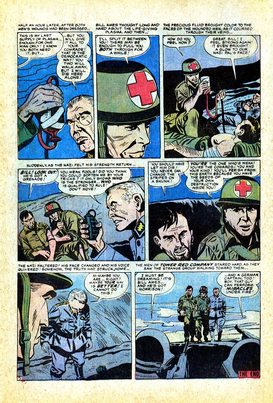 War Is Hell (1973) issue 4 - Page 8