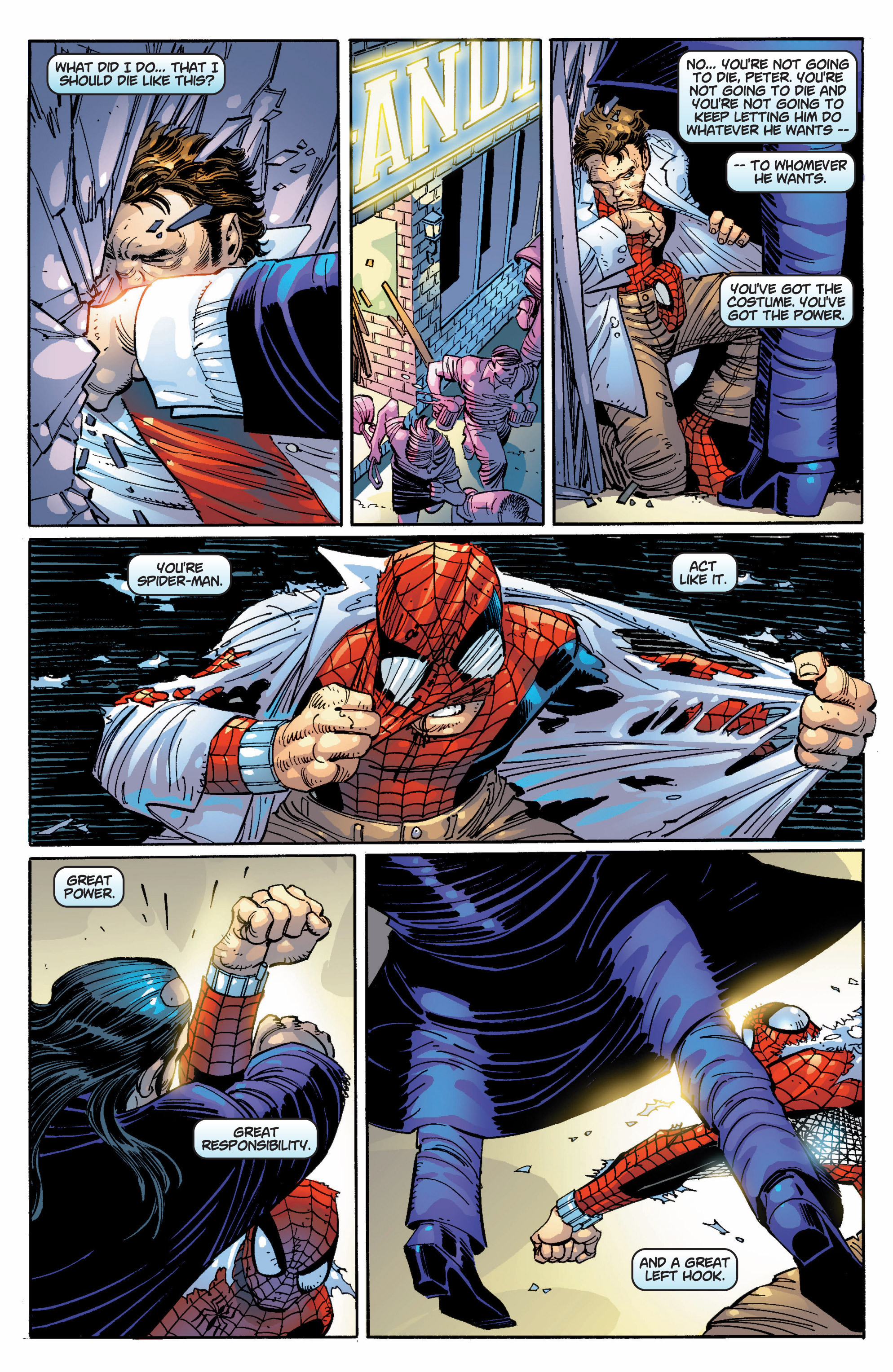 The Amazing Spider-Man (1999) 33 Page 17