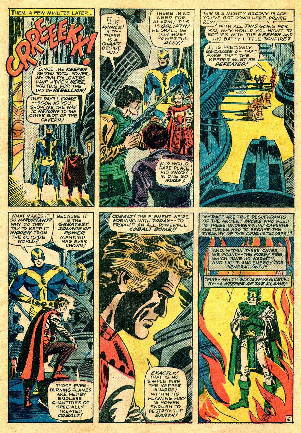 The Avengers (1963) 31 Page 9
