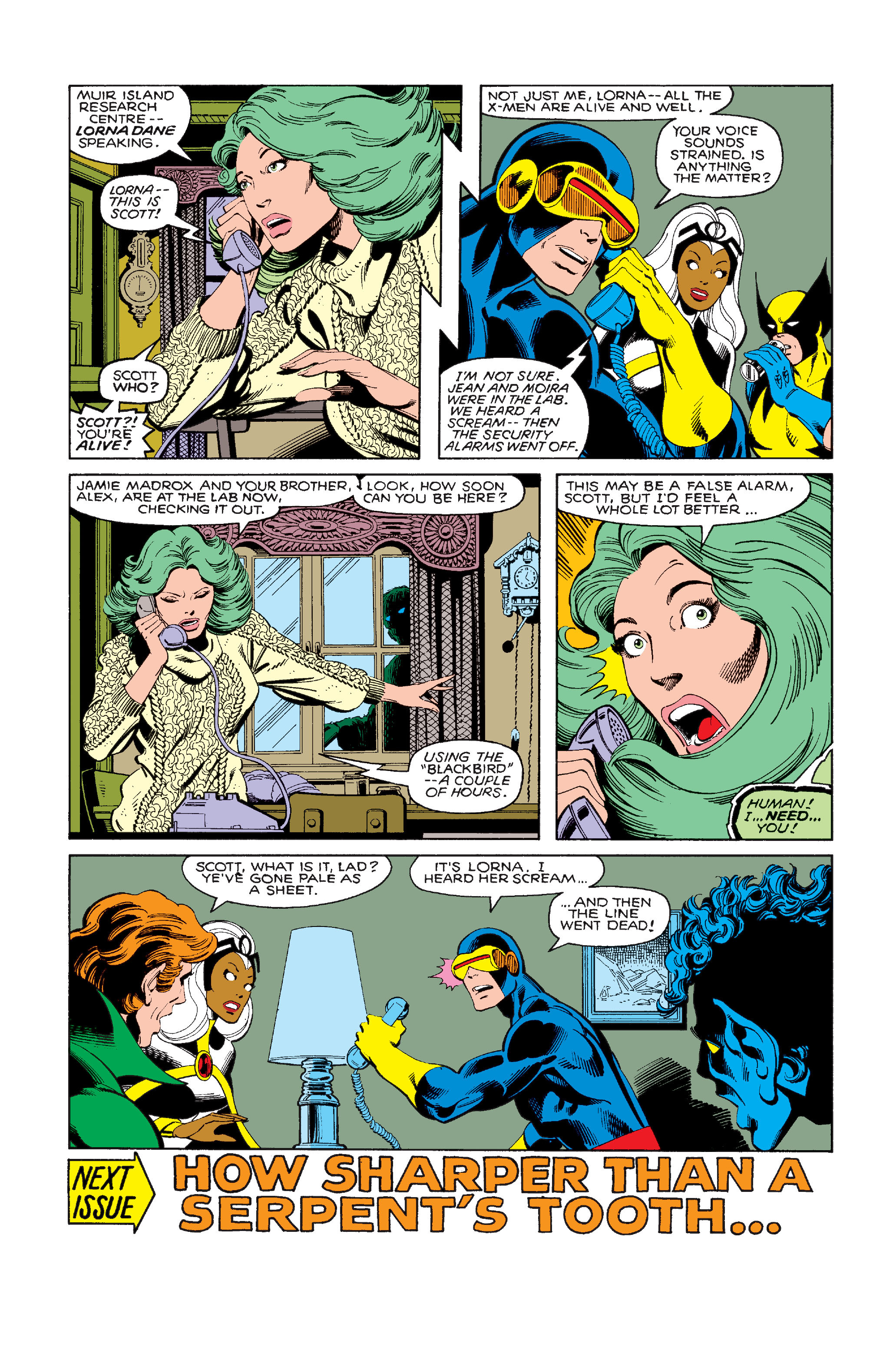 Uncanny X-Men (1963) 125 Page 17