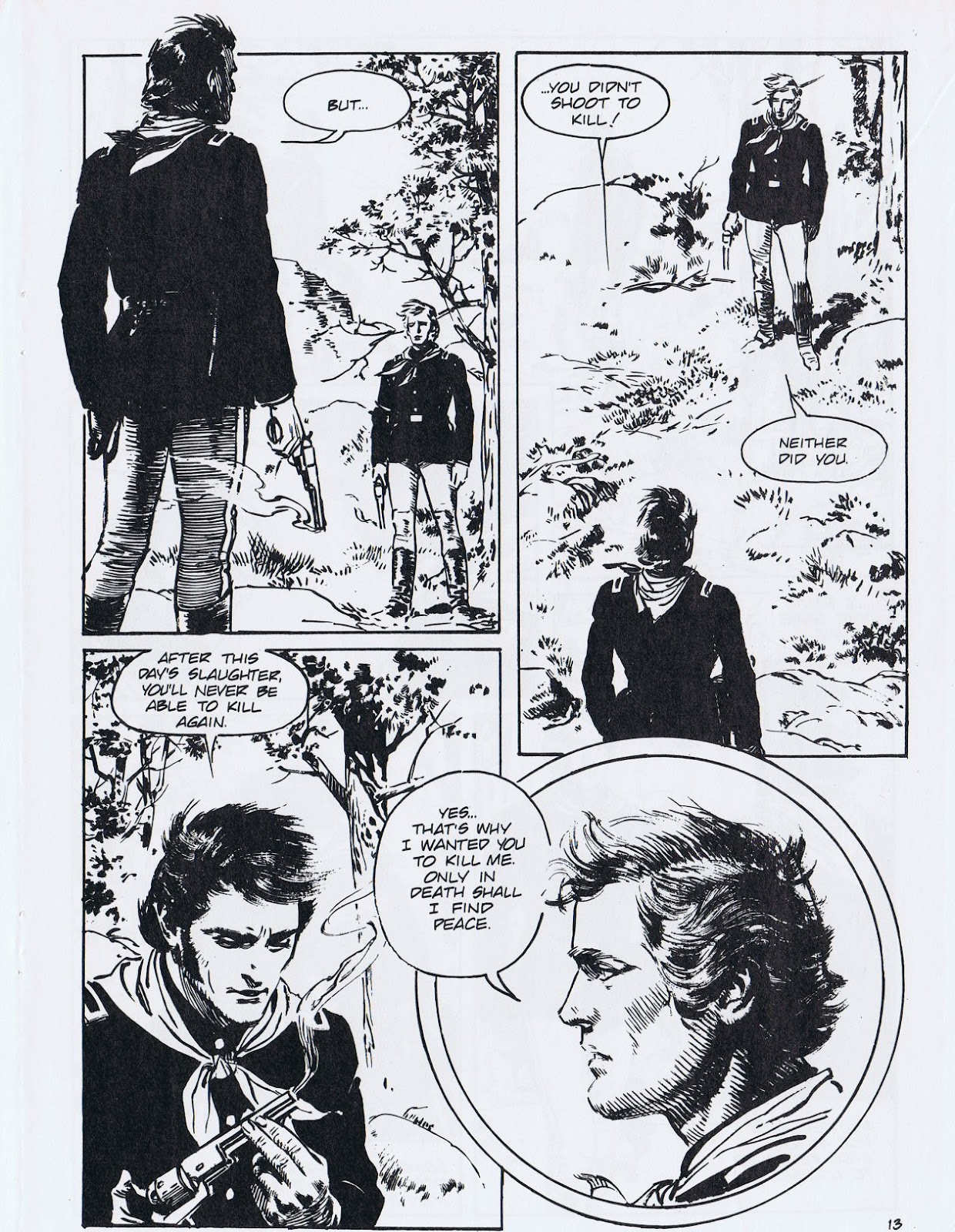 Read online Merchants of Death comic -  Issue #2 - 15
