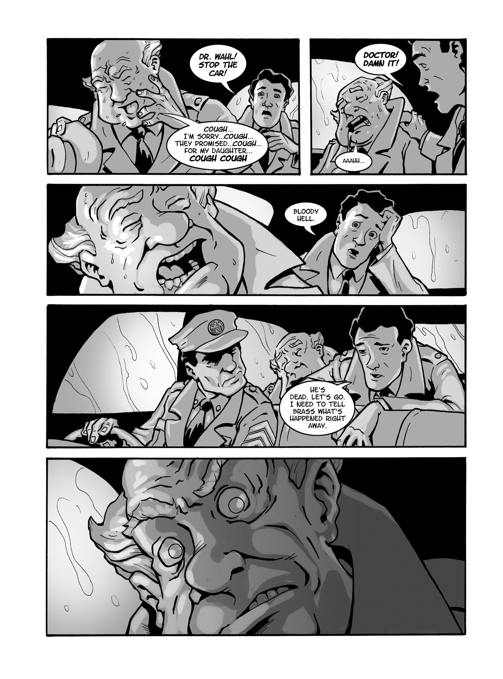Read online FUBAR comic -  Issue #1 - 60