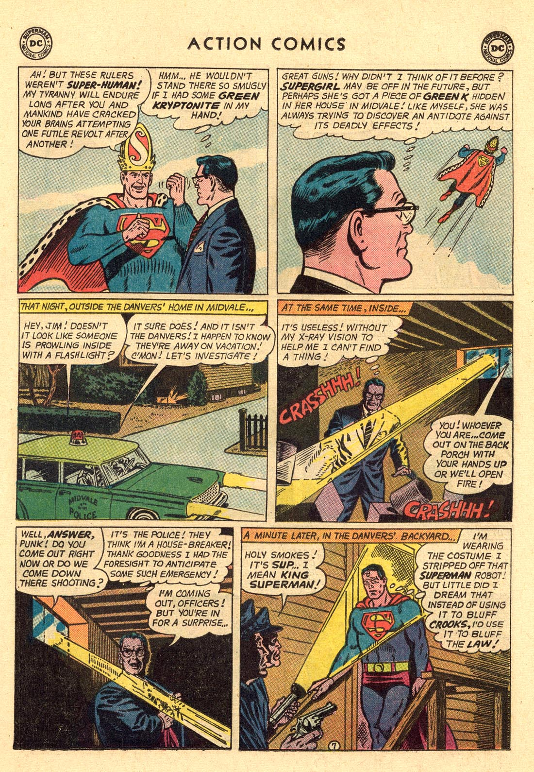 Read online Action Comics (1938) comic -  Issue #312 - 9