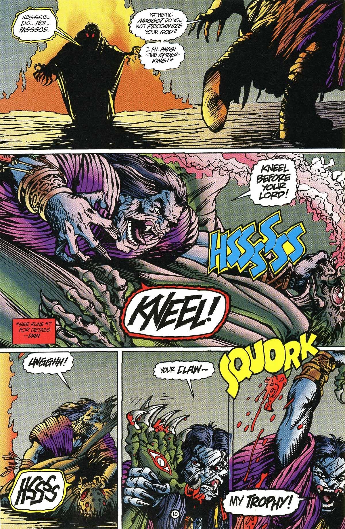 Read online Rune (1994) comic -  Issue #8 - 11