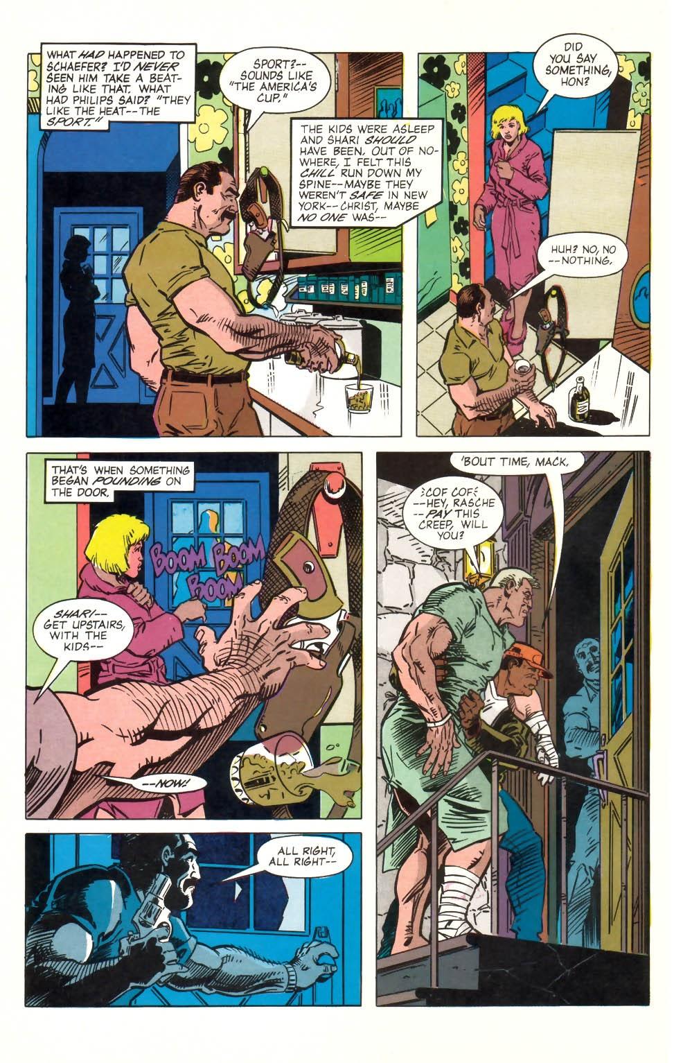 Predator (1989) issue 2 - Page 8